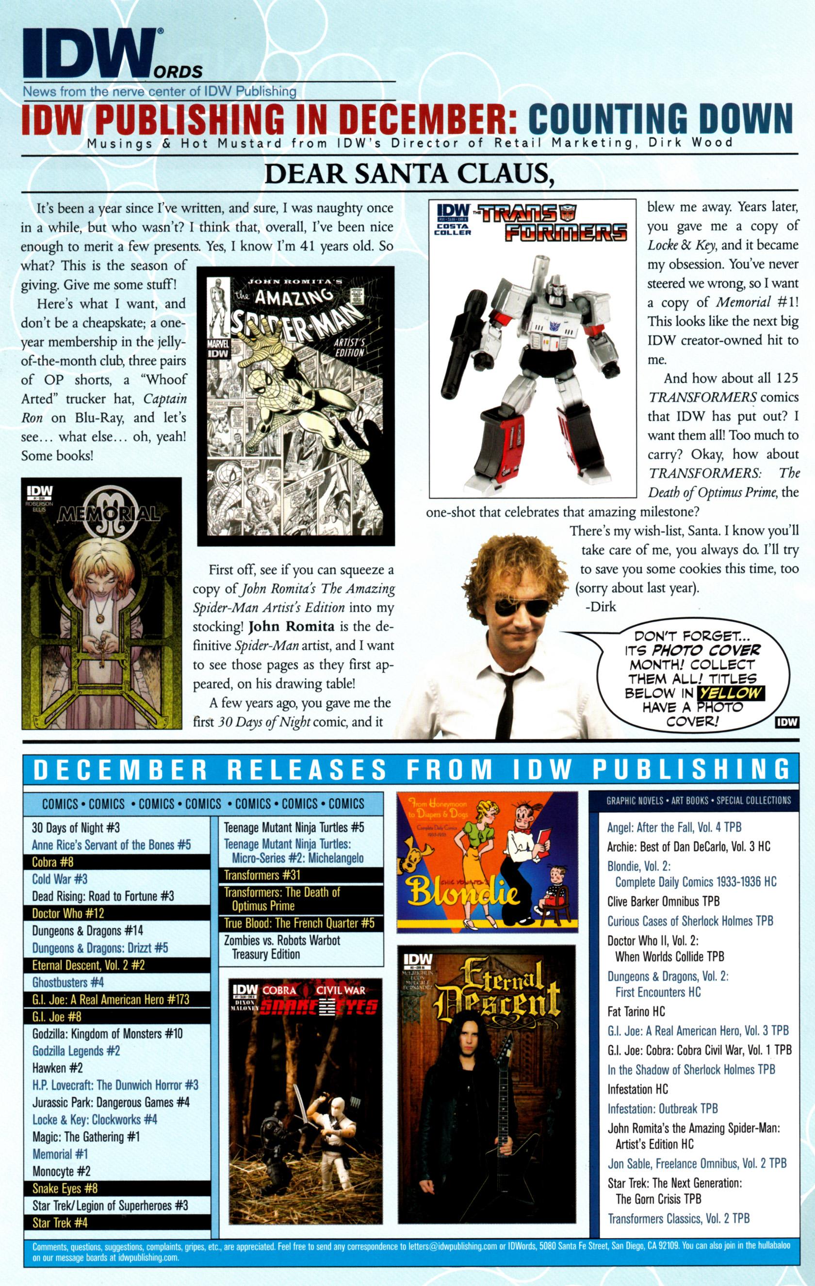 Read online G.I. Joe: Snake Eyes comic -  Issue #8 - 27