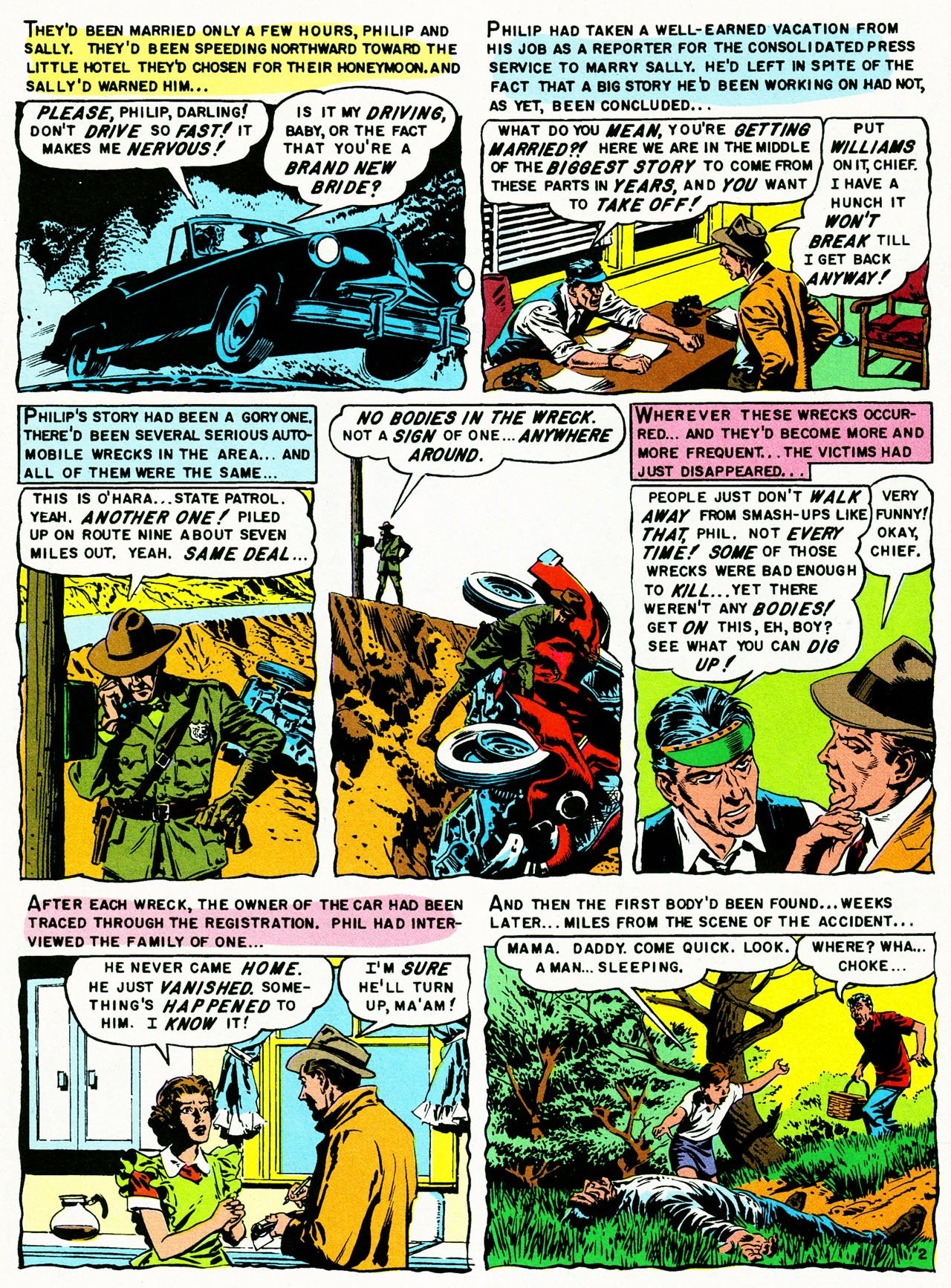 Read online Shock SuspenStories comic -  Issue #10 - 28
