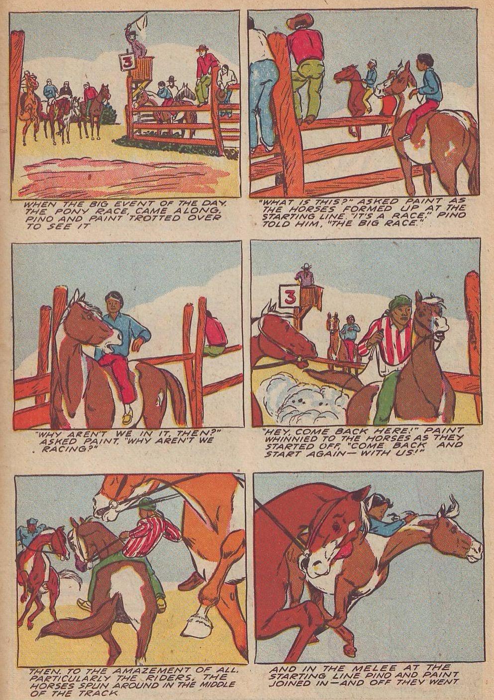 Read online Animal Comics comic -  Issue #20 - 47