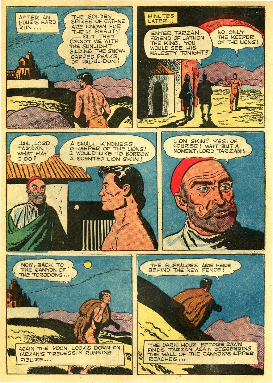 Tarzan (1948) issue 56 - Page 39