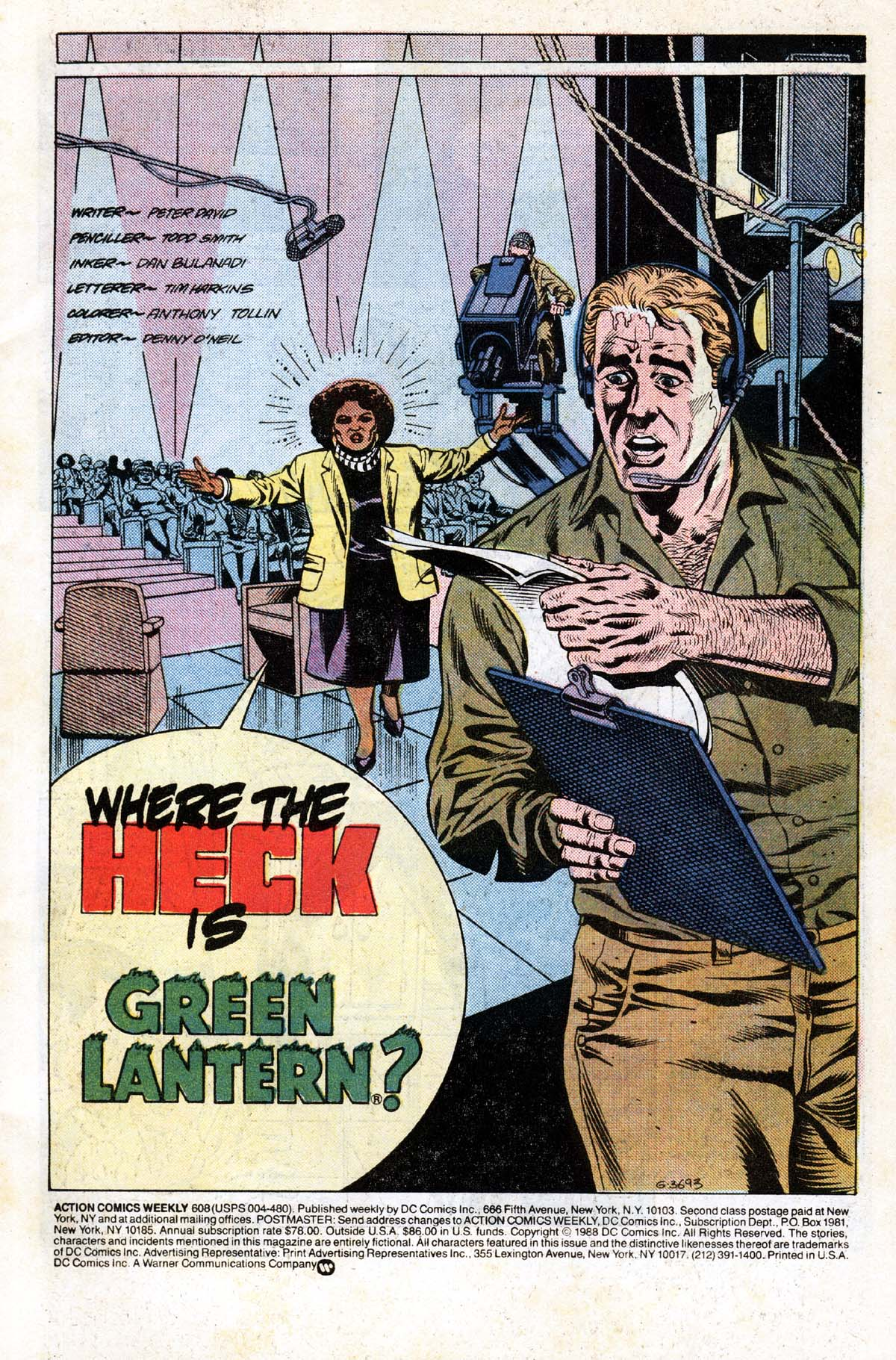 Action Comics (1938) 608 Page 1