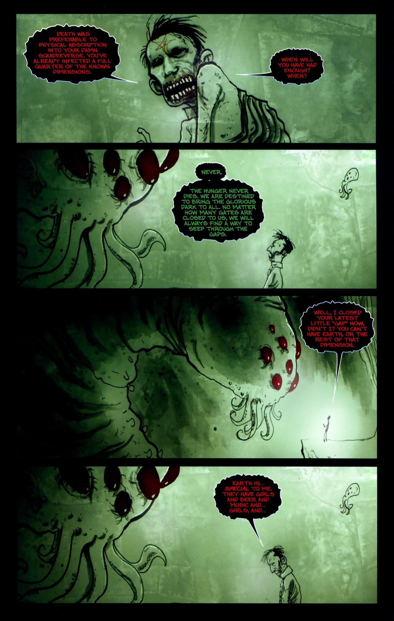 Read online Wormwood: Gentleman Corpse comic -  Issue #11 - 8