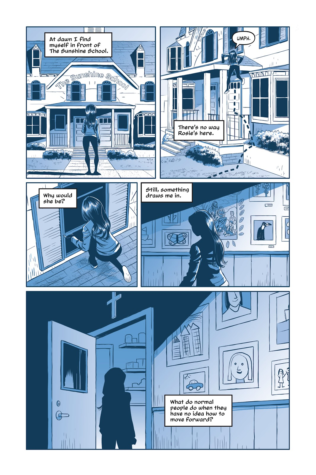 Read online Under the Moon: A Catwoman Tale comic -  Issue # TPB (Part 2) - 73