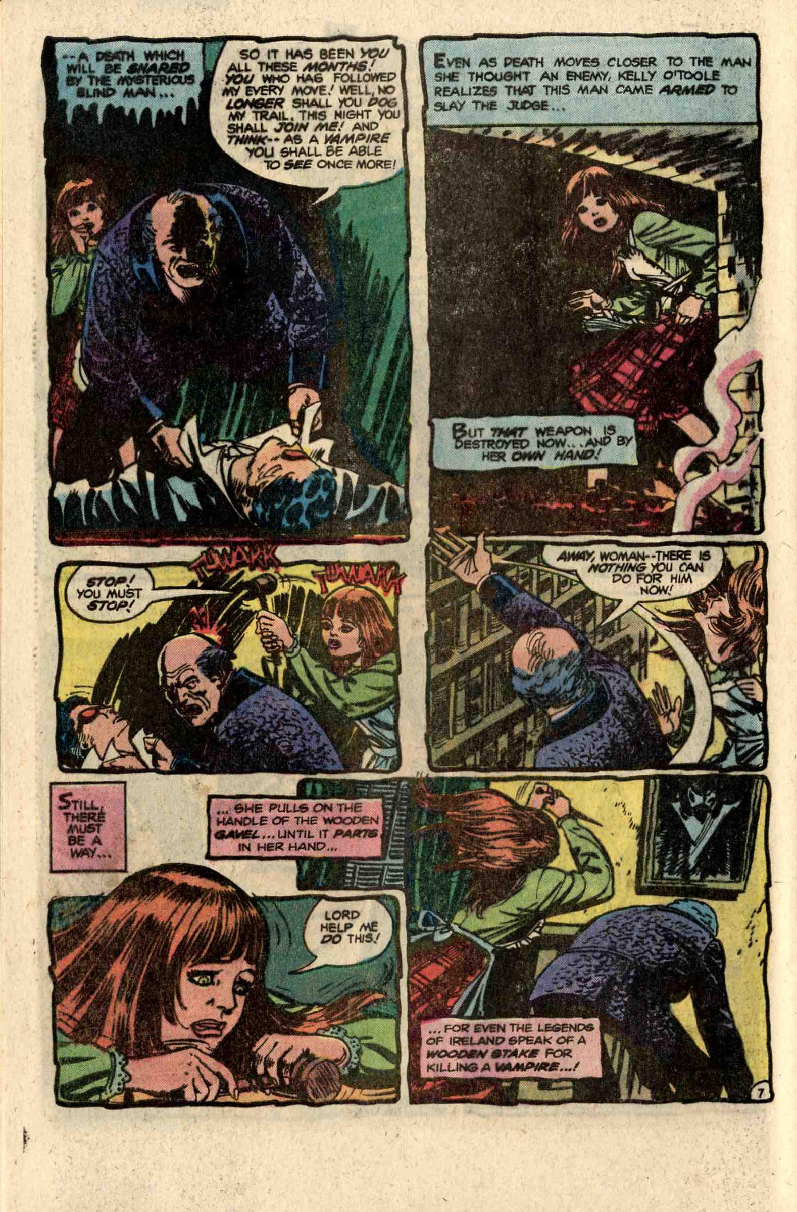 Read online Secrets of Haunted House comic -  Issue #31 - 32