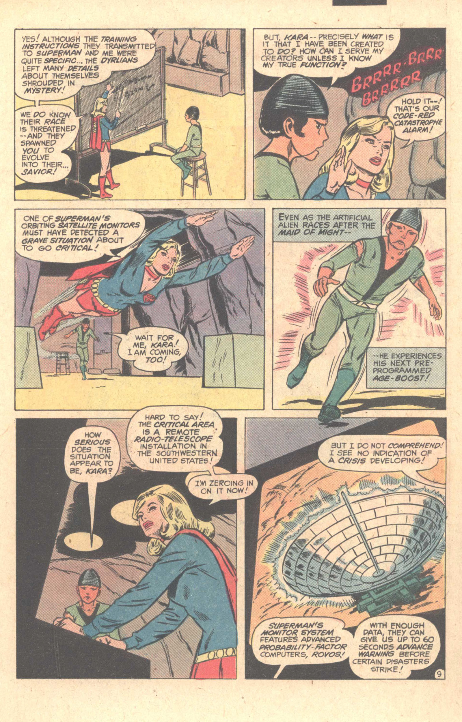 Read online Action Comics (1938) comic -  Issue #502 - 15