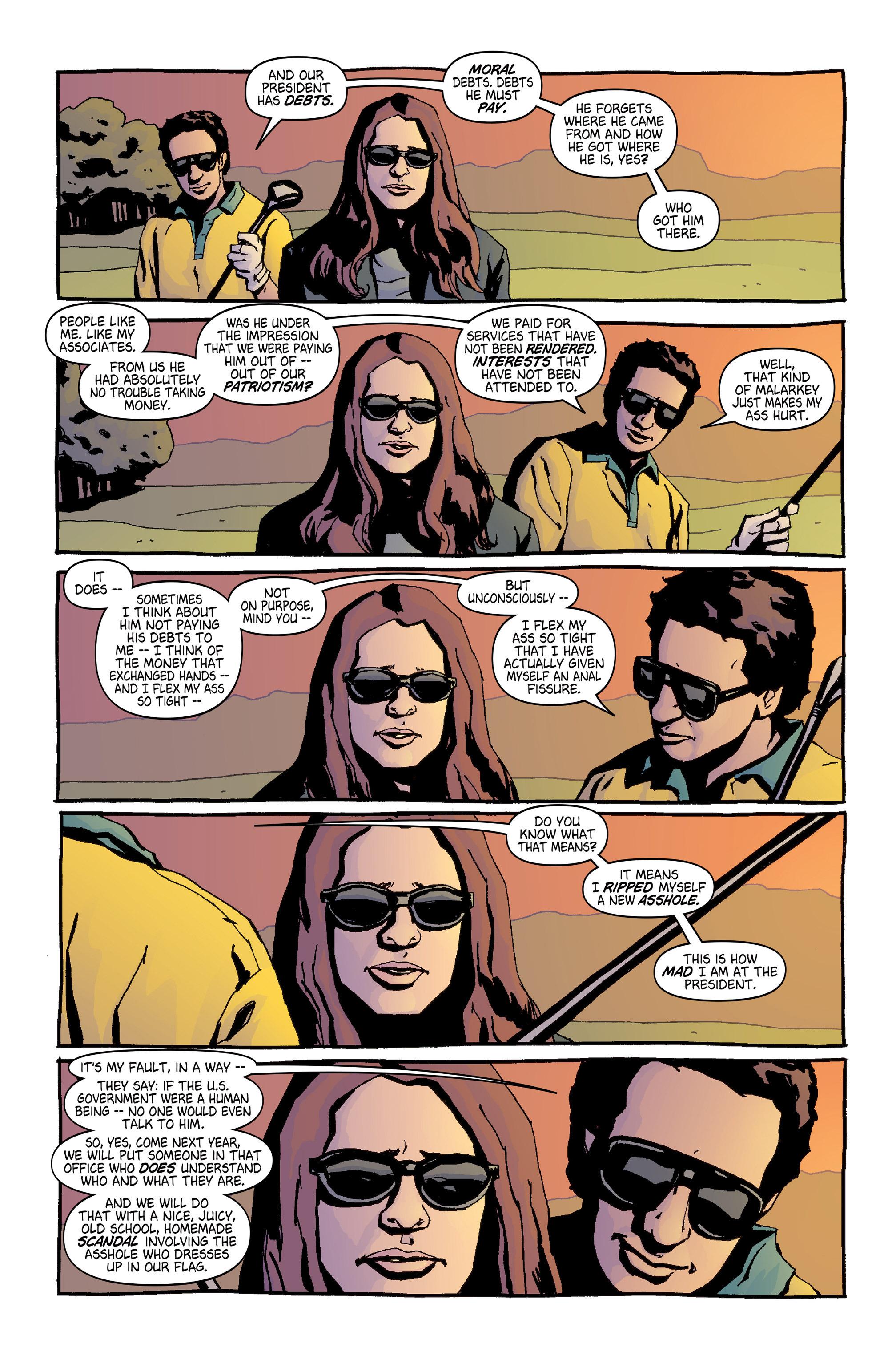 Read online Alias comic -  Issue #5 - 12
