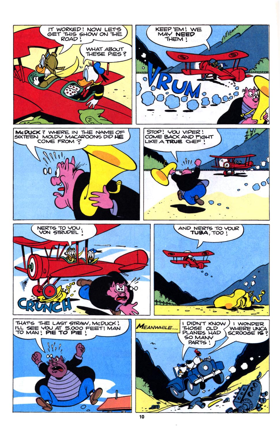 Read online Uncle Scrooge (1953) comic -  Issue #243 - 12