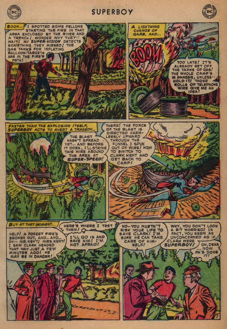 Superboy (1949) issue 25 - Page 19