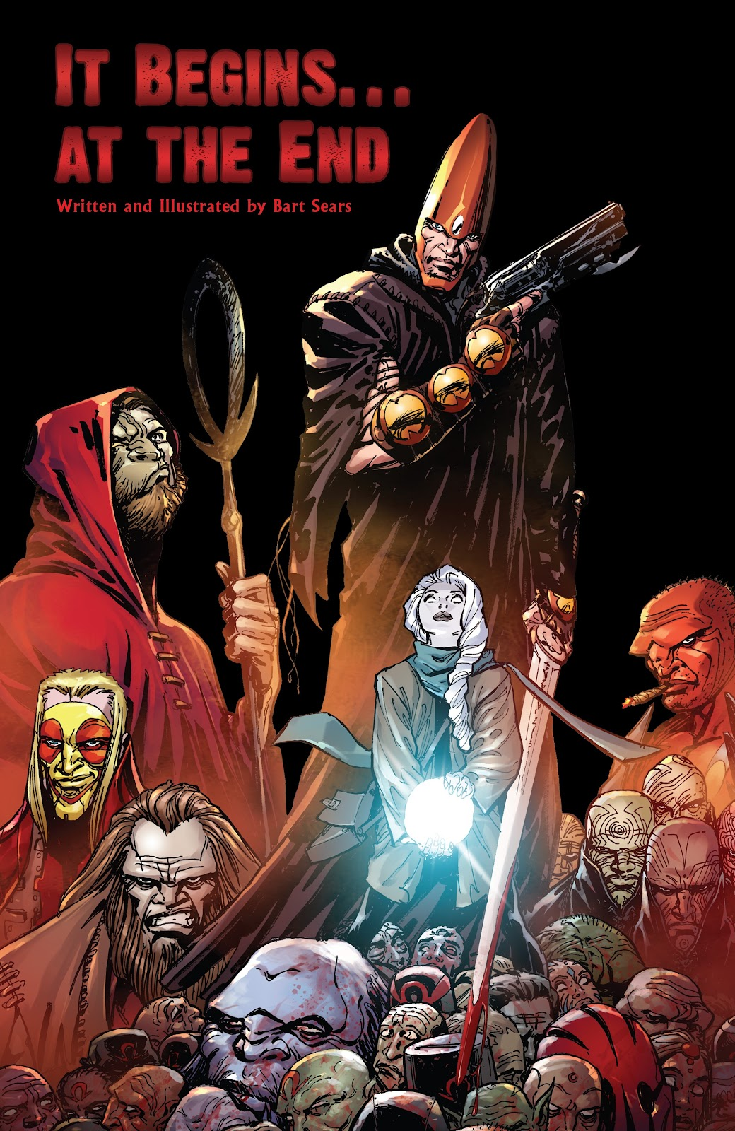Read online Giantkillers One-Shot comic -  Issue # Full - 25