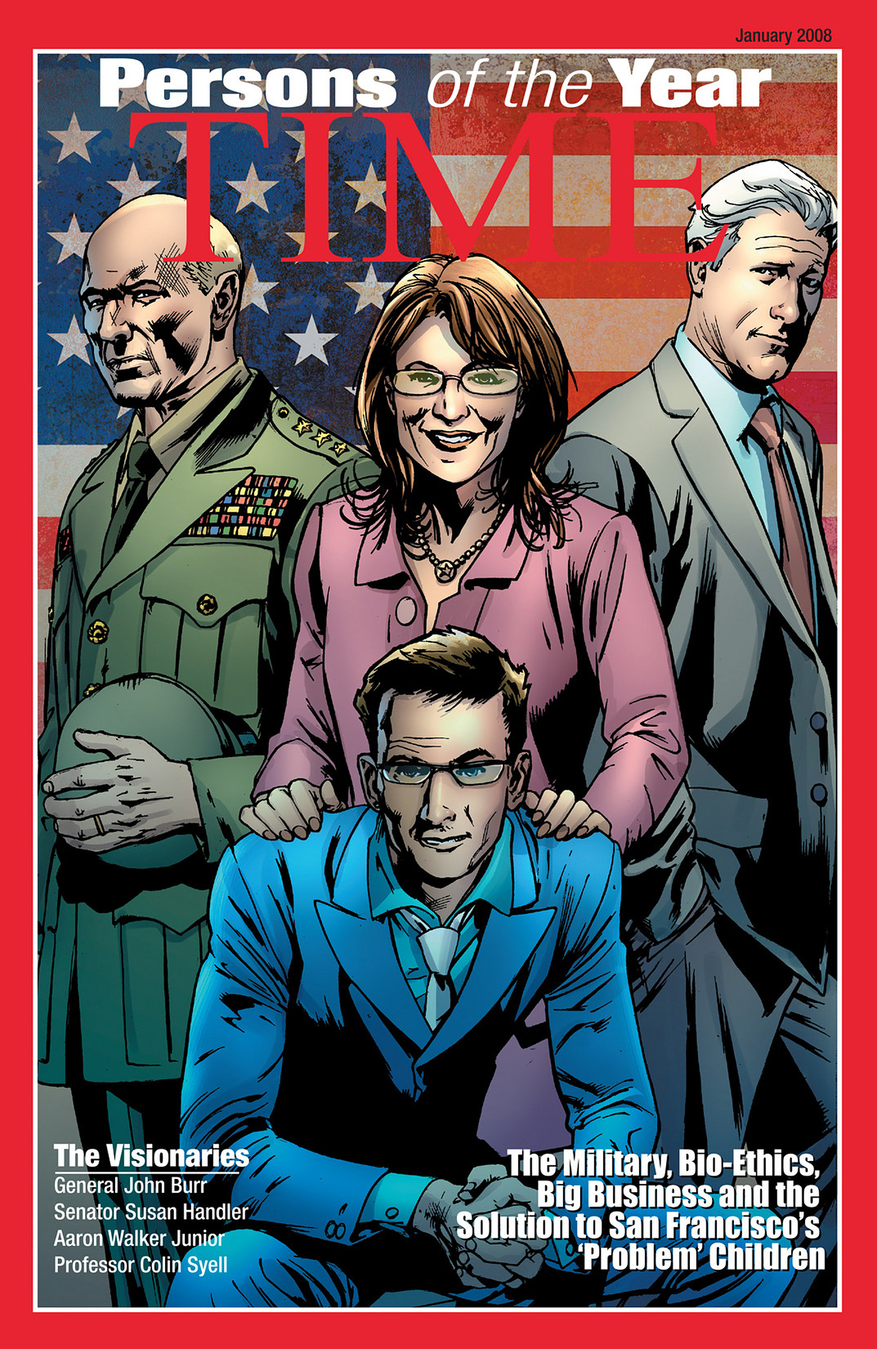 Read online America's Got Powers comic -  Issue #3 - 3