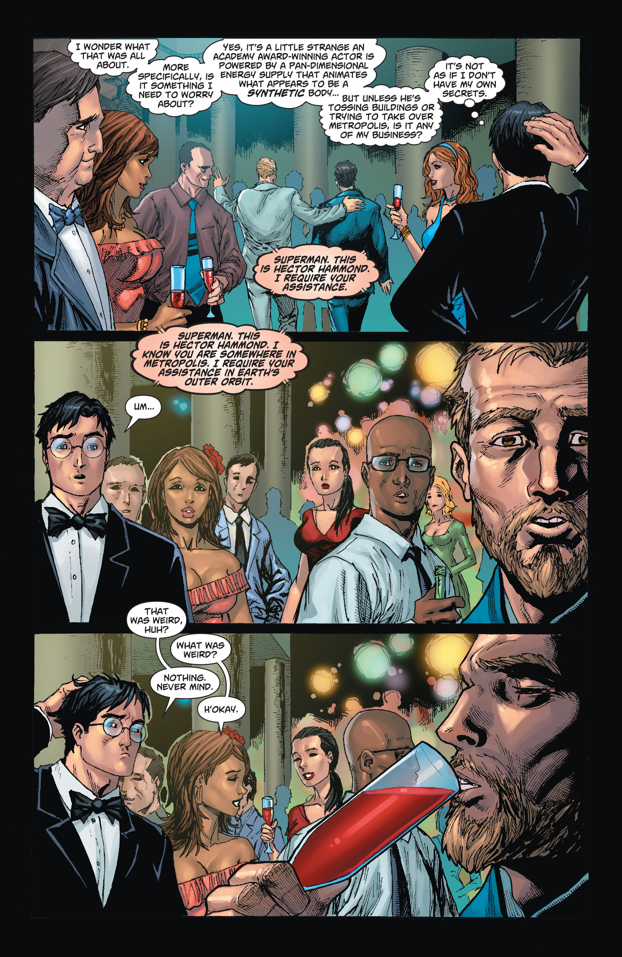 Read online Action Comics (2011) comic -  Issue #22 - 12