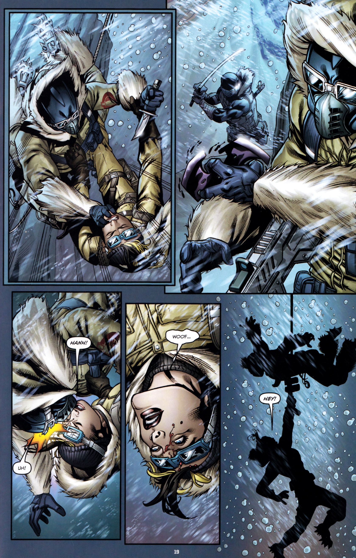 Read online G.I. Joe: Snake Eyes comic -  Issue #1 - 24