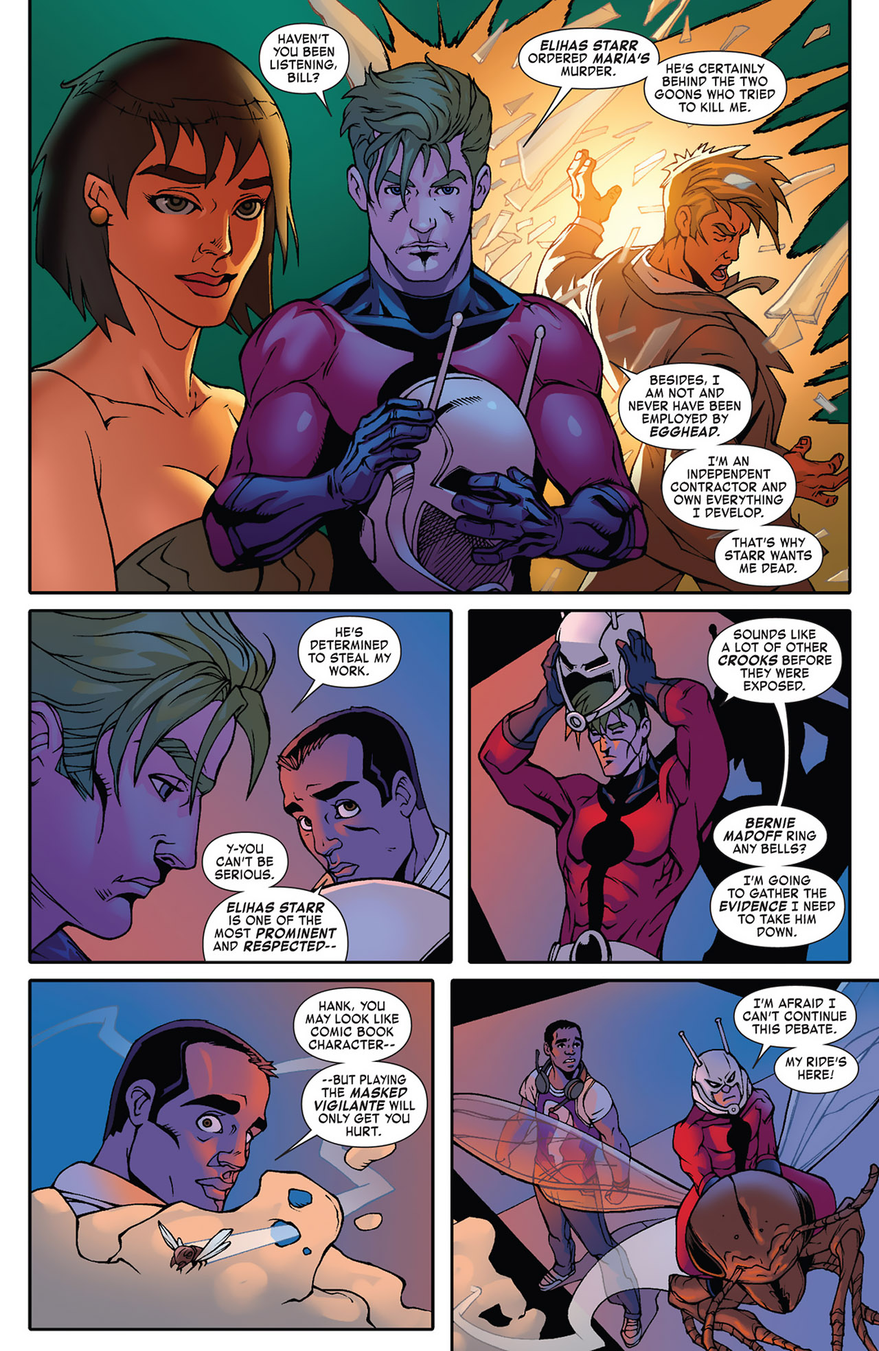 Read online Ant-Man: Season One comic -  Issue #Ant-Man: Season One Full - 44