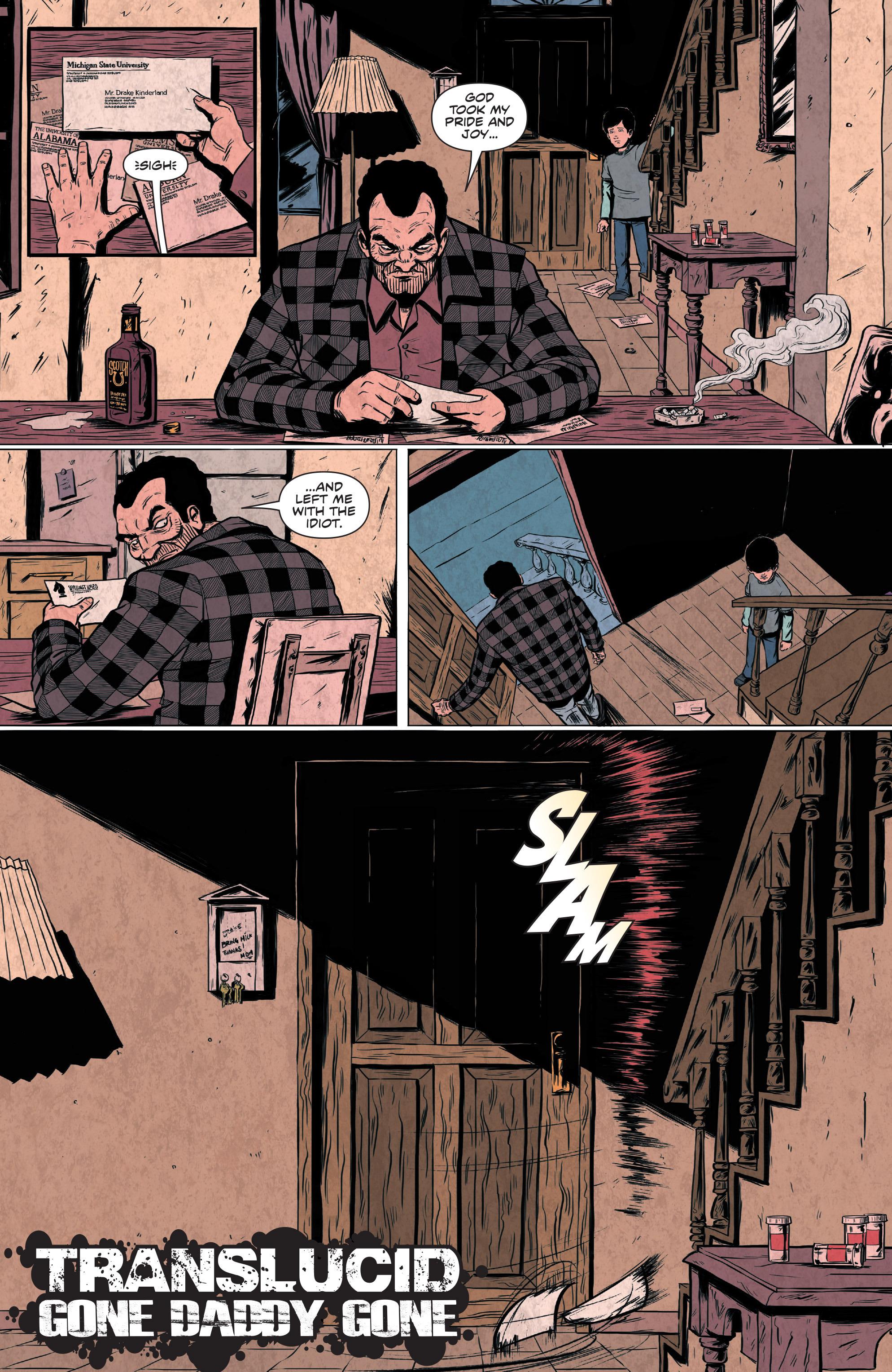 Read online Translucid comic -  Issue #4 - 7