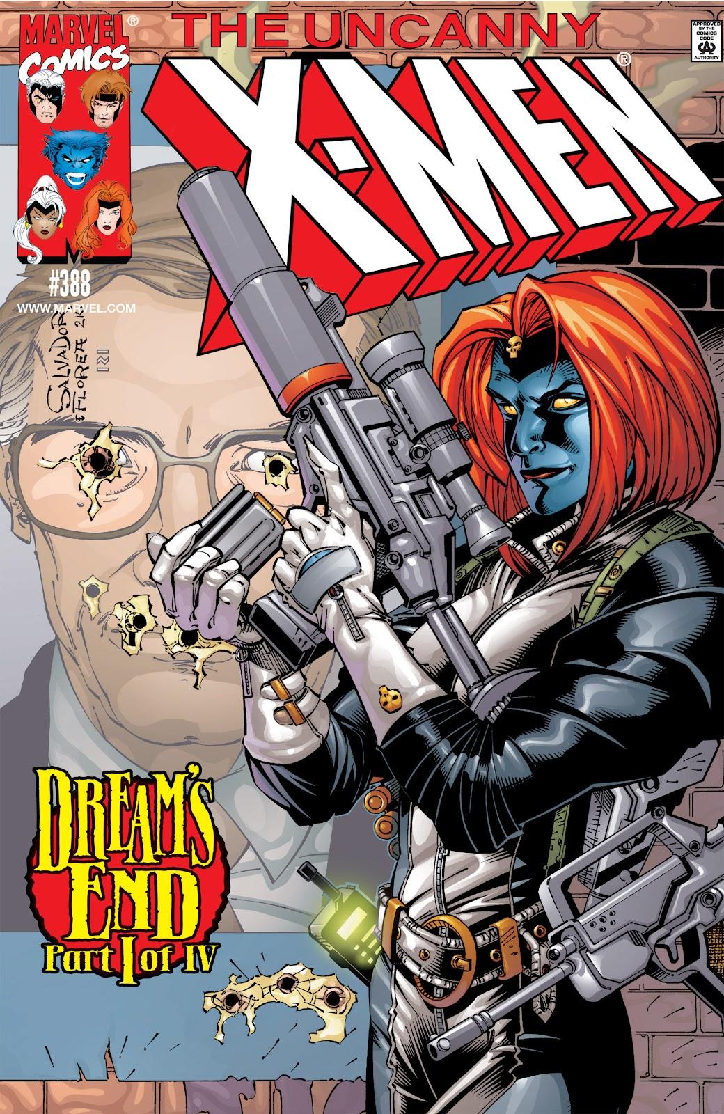 Uncanny X-Men (1963) 388 Page 1