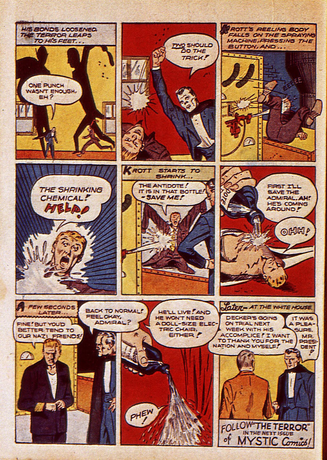 Mystic Comics (1940) issue 6 - Page 51