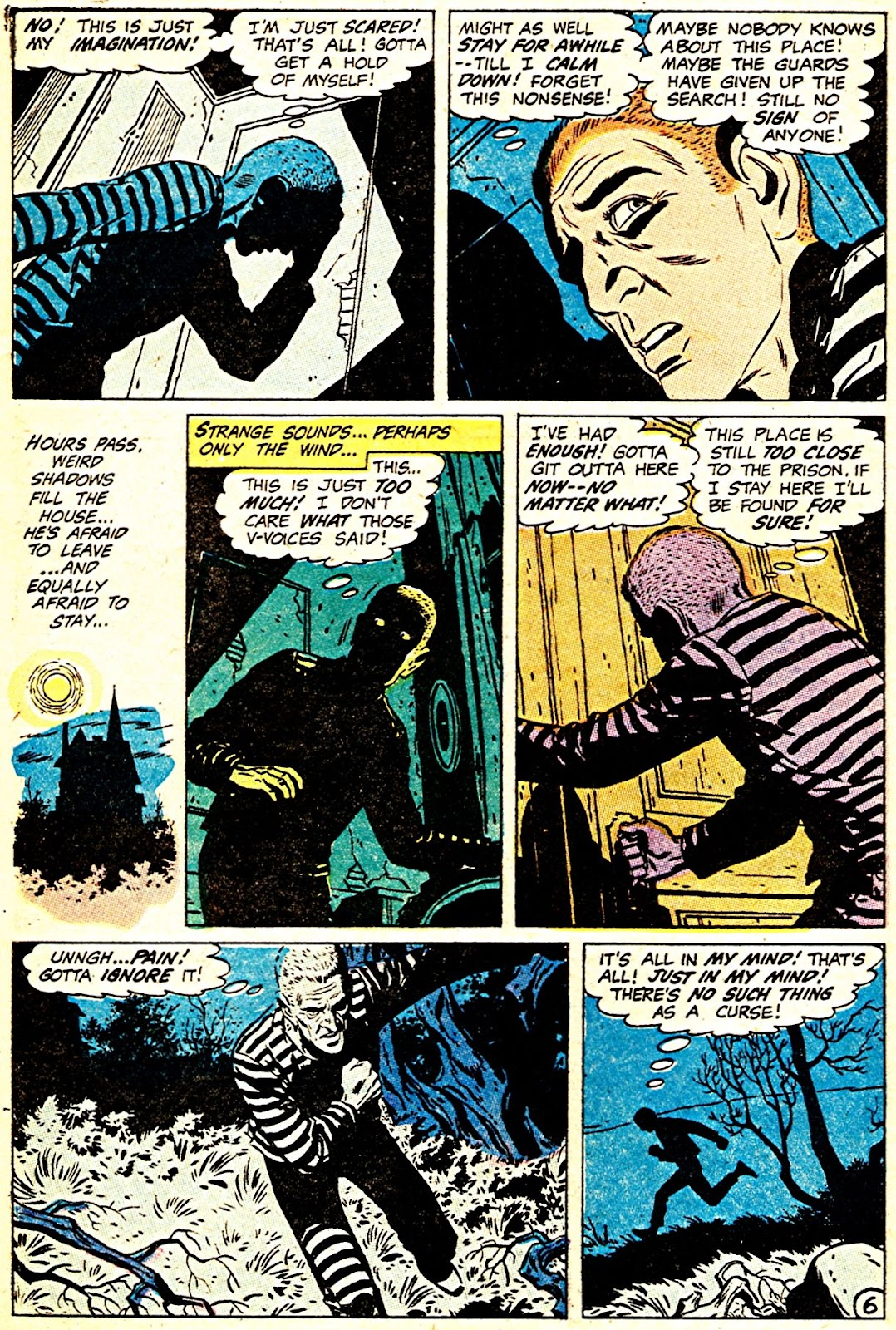 The Witching Hour (1969) issue 7 - Page 9