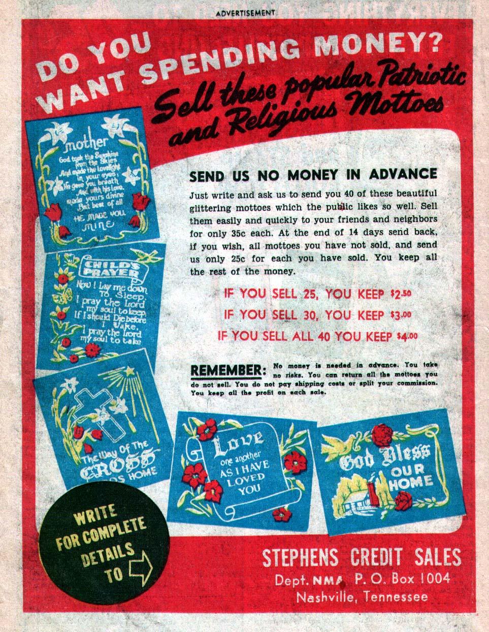 Read online Adventure Comics (1938) comic -  Issue #260 - 34
