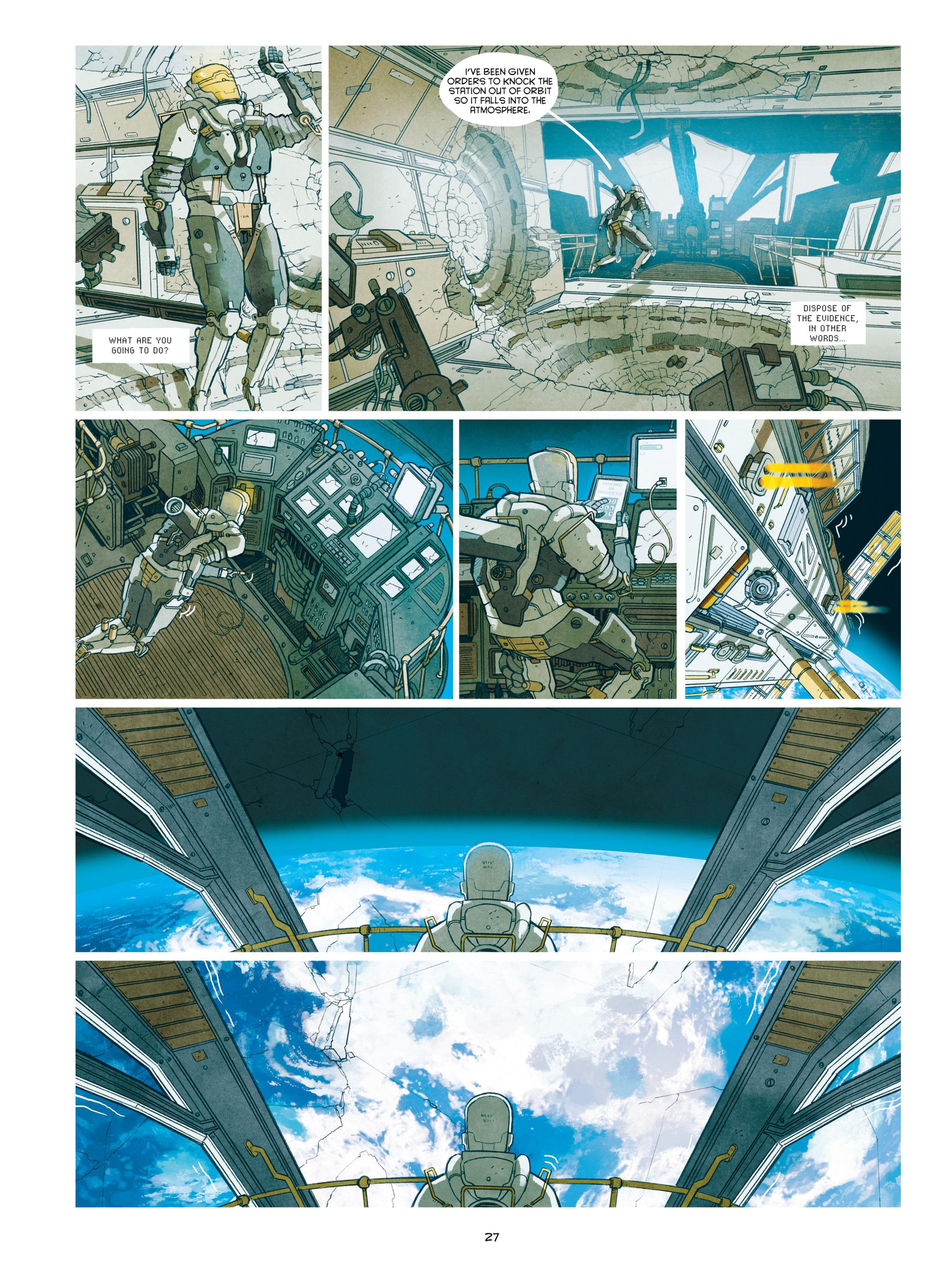 Read online Shangri-La comic -  Issue # Full - 29