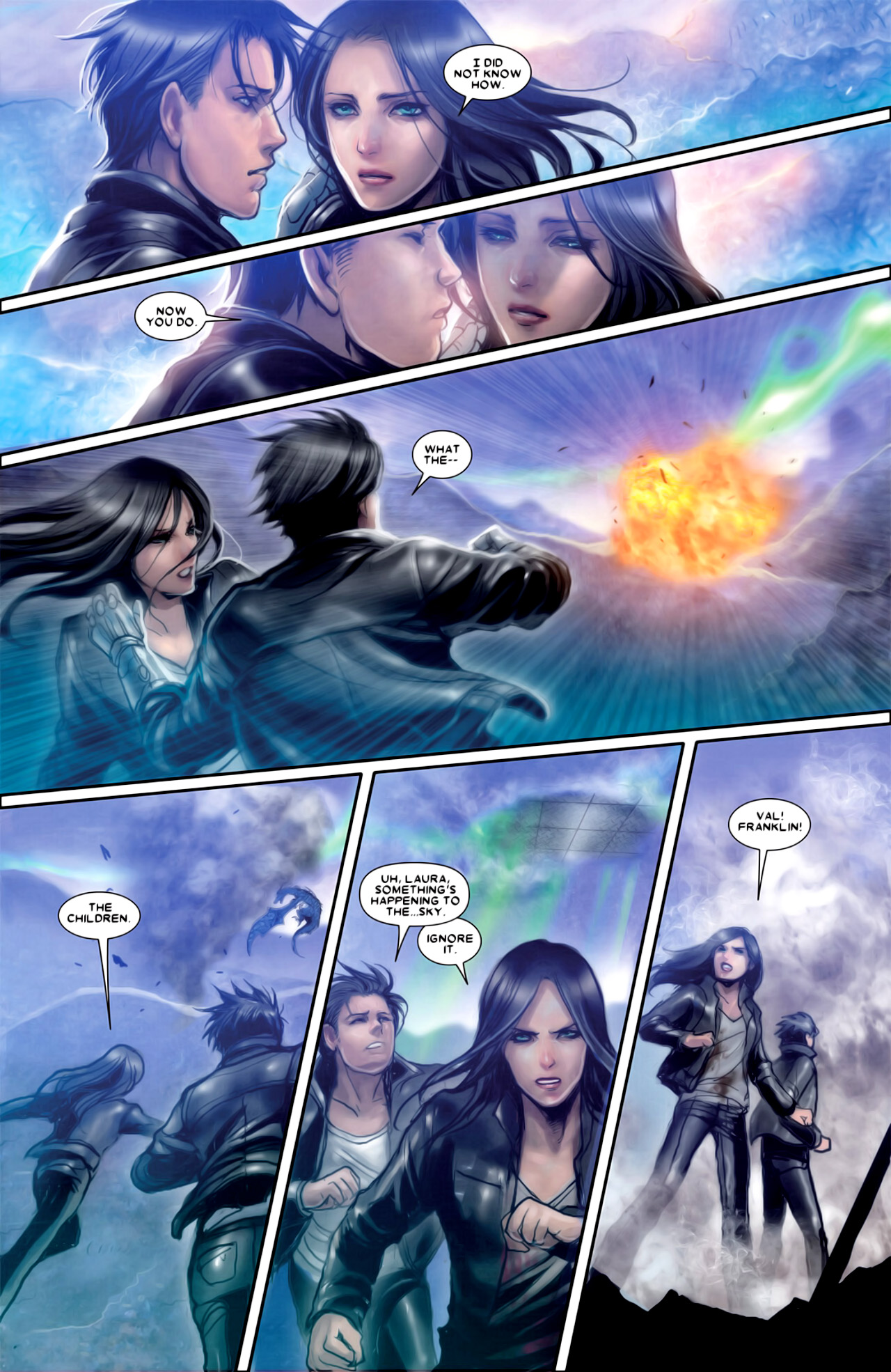Read online X-23 (2010) comic -  Issue #18 - 16