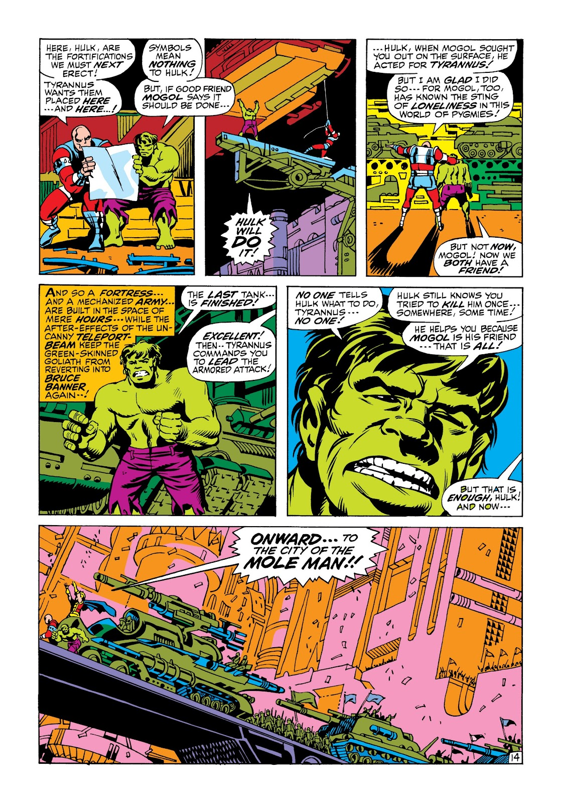 Read online Marvel Masterworks: The Incredible Hulk comic -  Issue # TPB 6 (Part 2) - 27