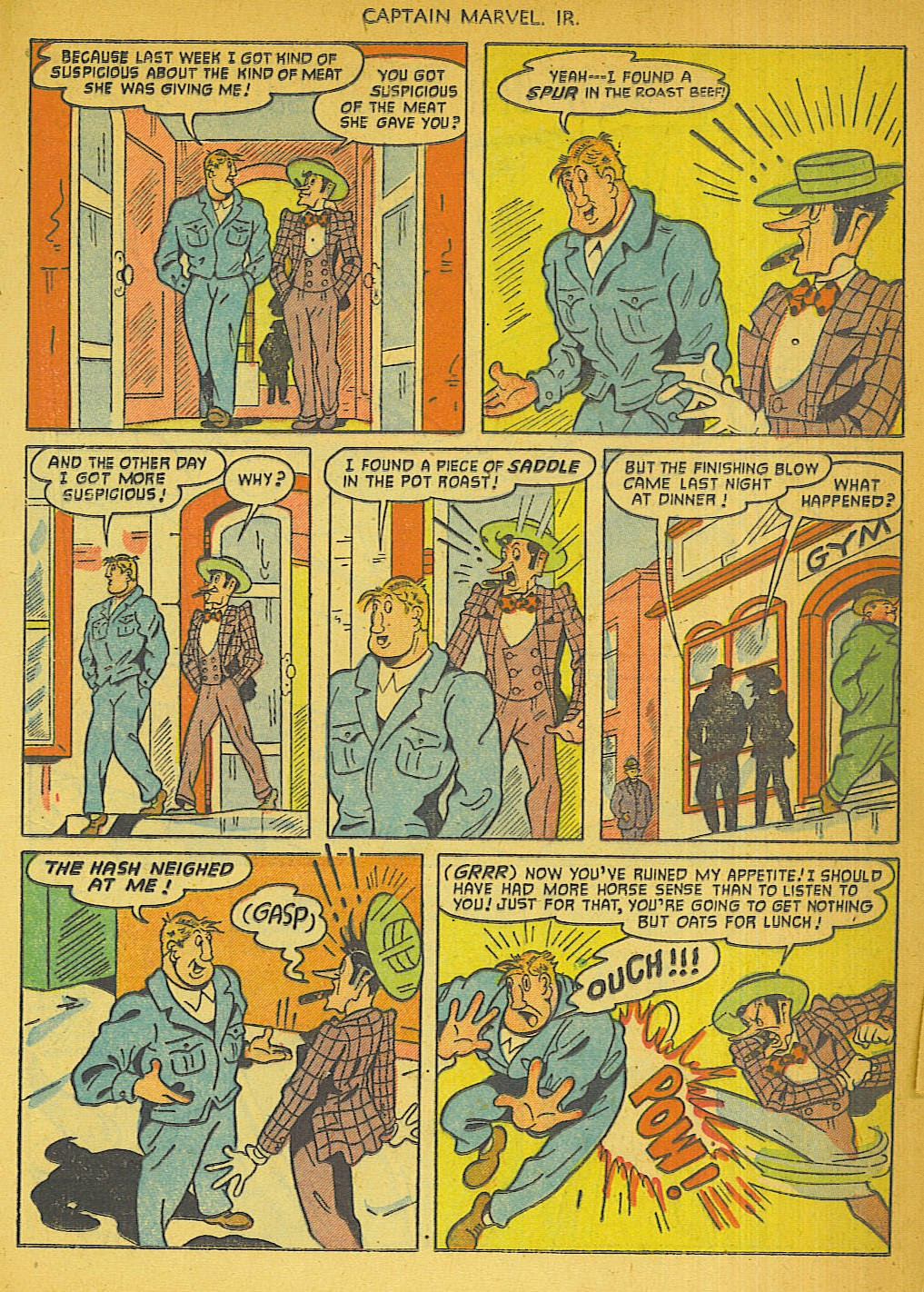 Captain Marvel, Jr. issue 111 - Page 14
