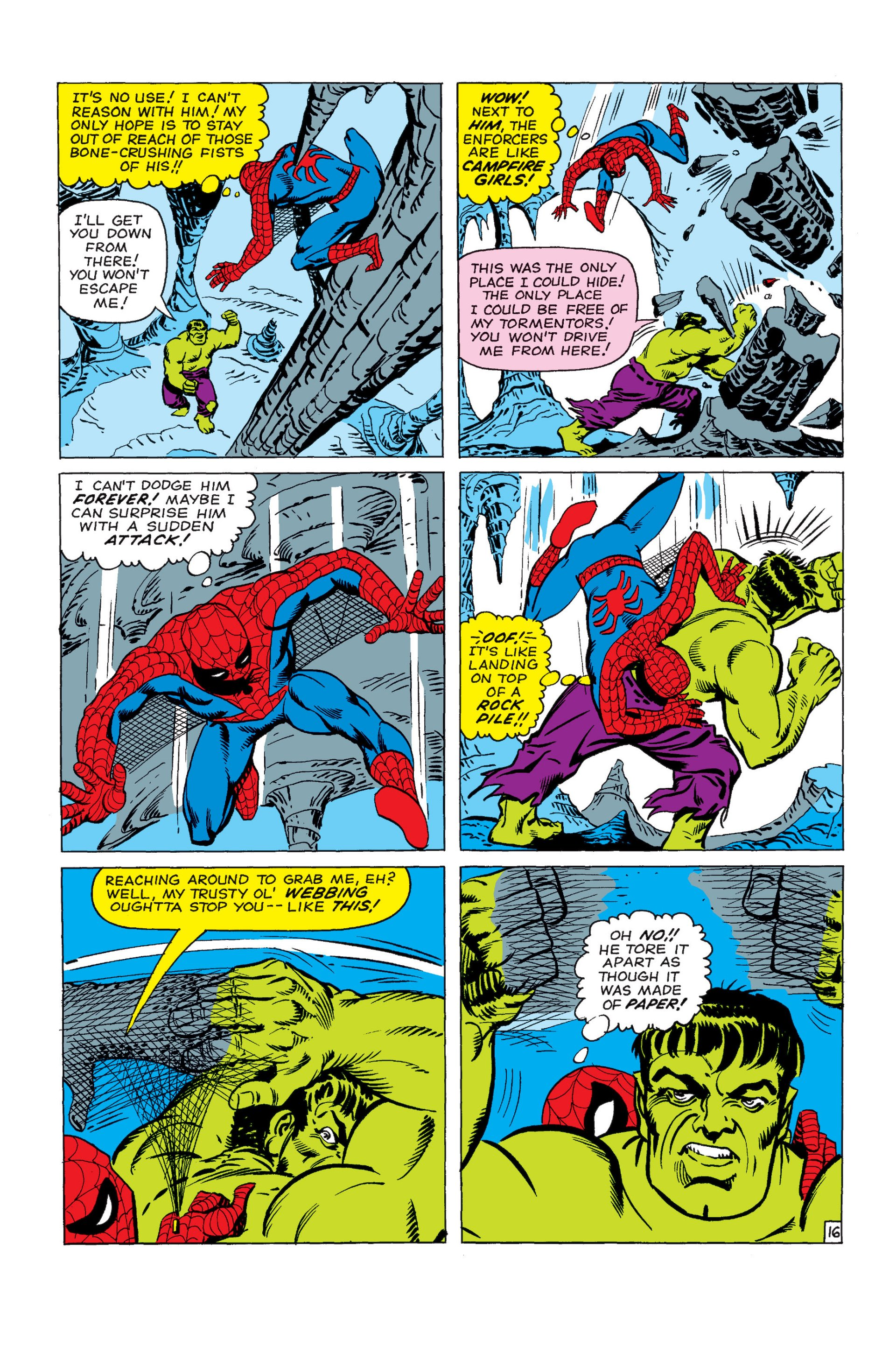 The Amazing Spider-Man (1963) 14 Page 16