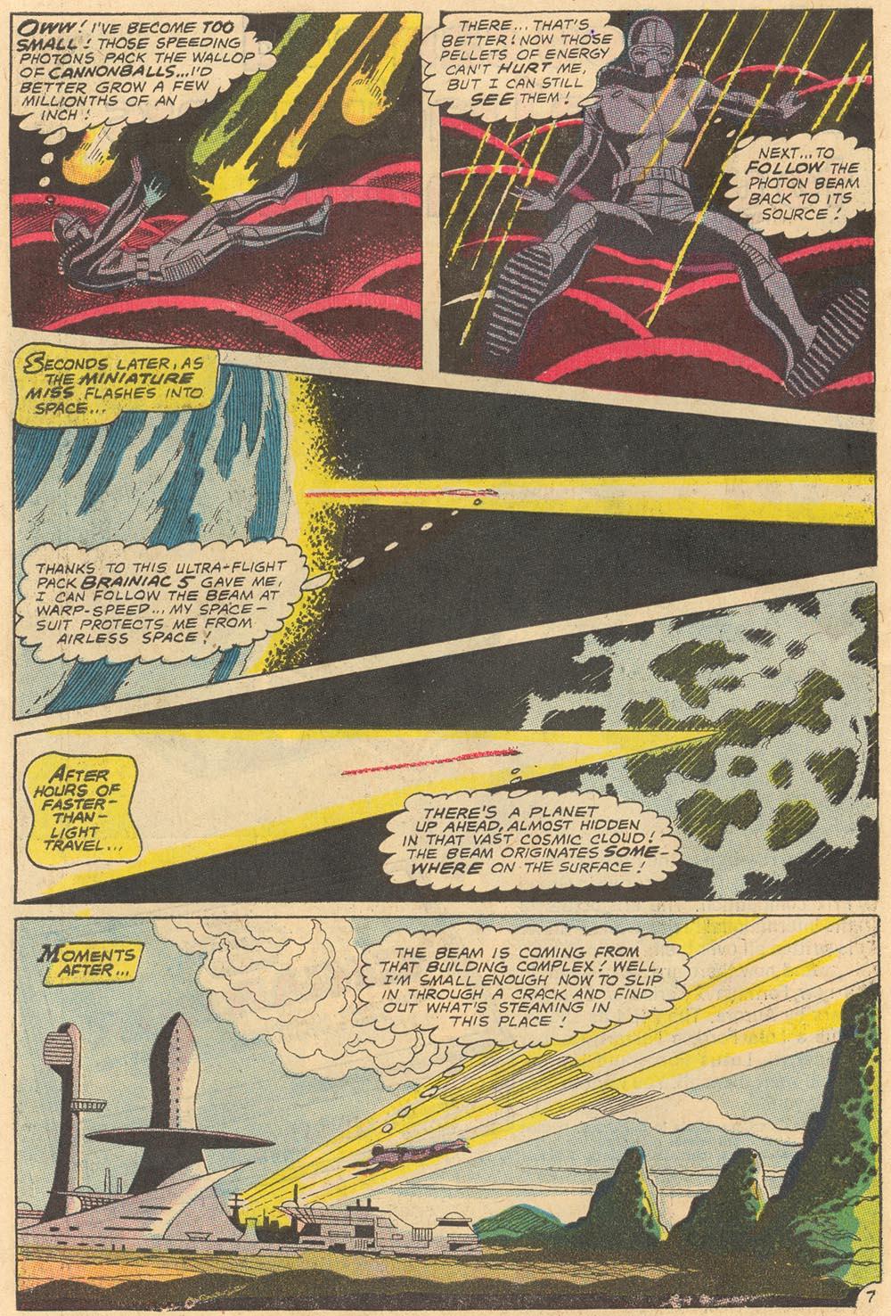 Read online Adventure Comics (1938) comic -  Issue #372 - 9