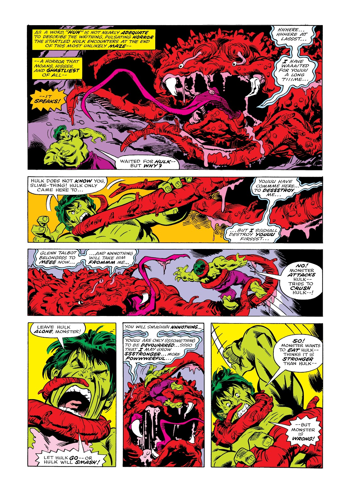 Read online Marvel Masterworks: The Incredible Hulk comic -  Issue # TPB 12 (Part 2) - 16