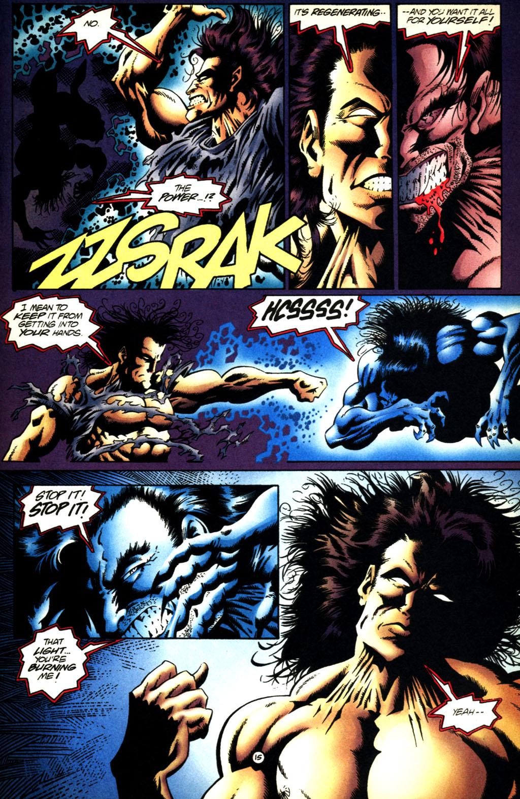 Read online Rune (1995) comic -  Issue # _Infinity - 17