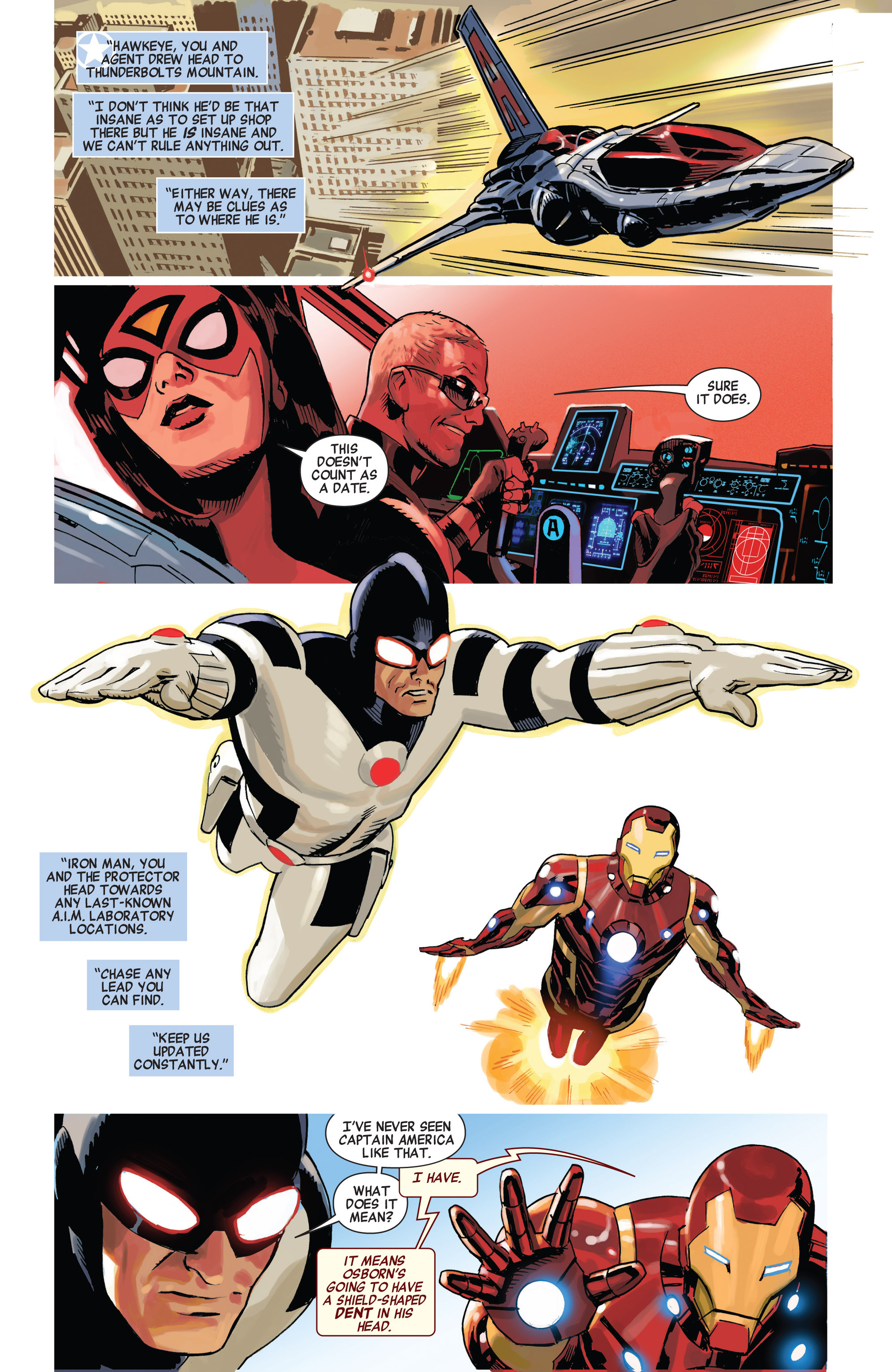 Read online Avengers (2010) comic -  Issue #20 - 12