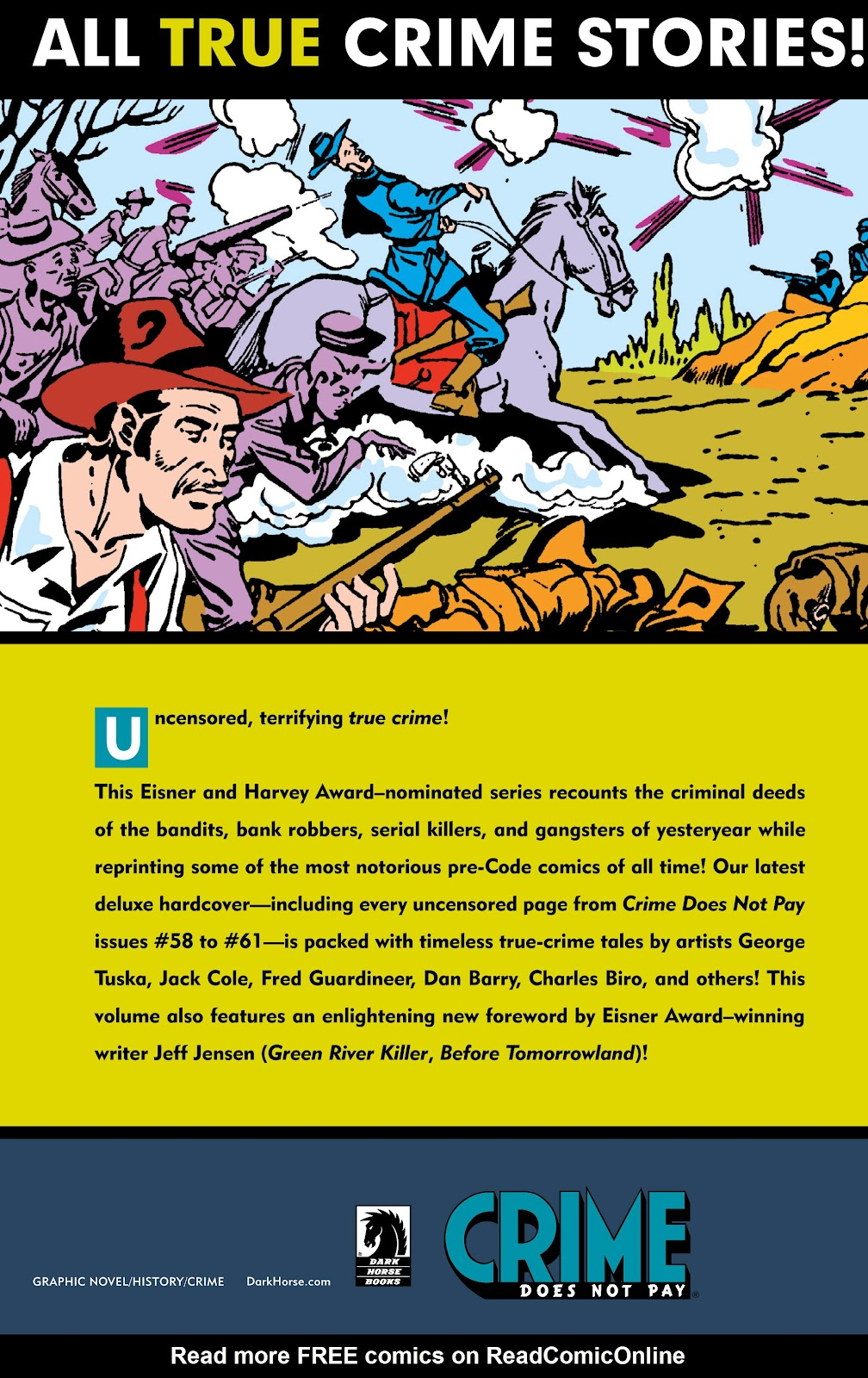 Read online Crime Does Not Pay Archives comic -  Issue # TPB 10 (Part 3) - 21