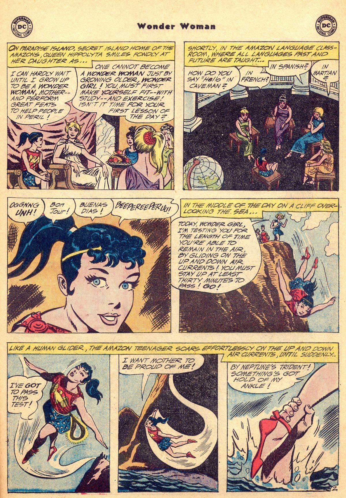 Read online Wonder Woman (1942) comic -  Issue #115 - 19