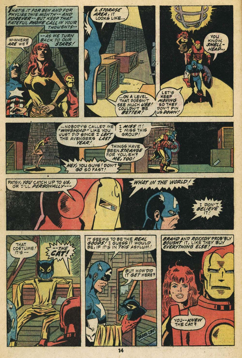 The Avengers (1963) 144 Page 8