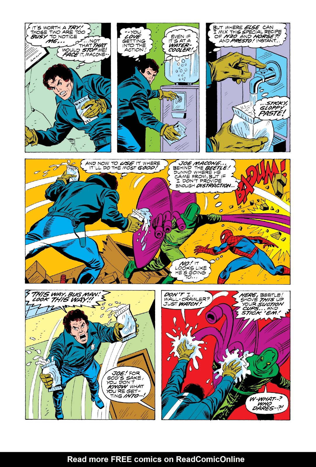 Read online Marvel Masterworks: The Spectacular Spider-Man comic -  Issue # TPB 2 (Part 1) - 23