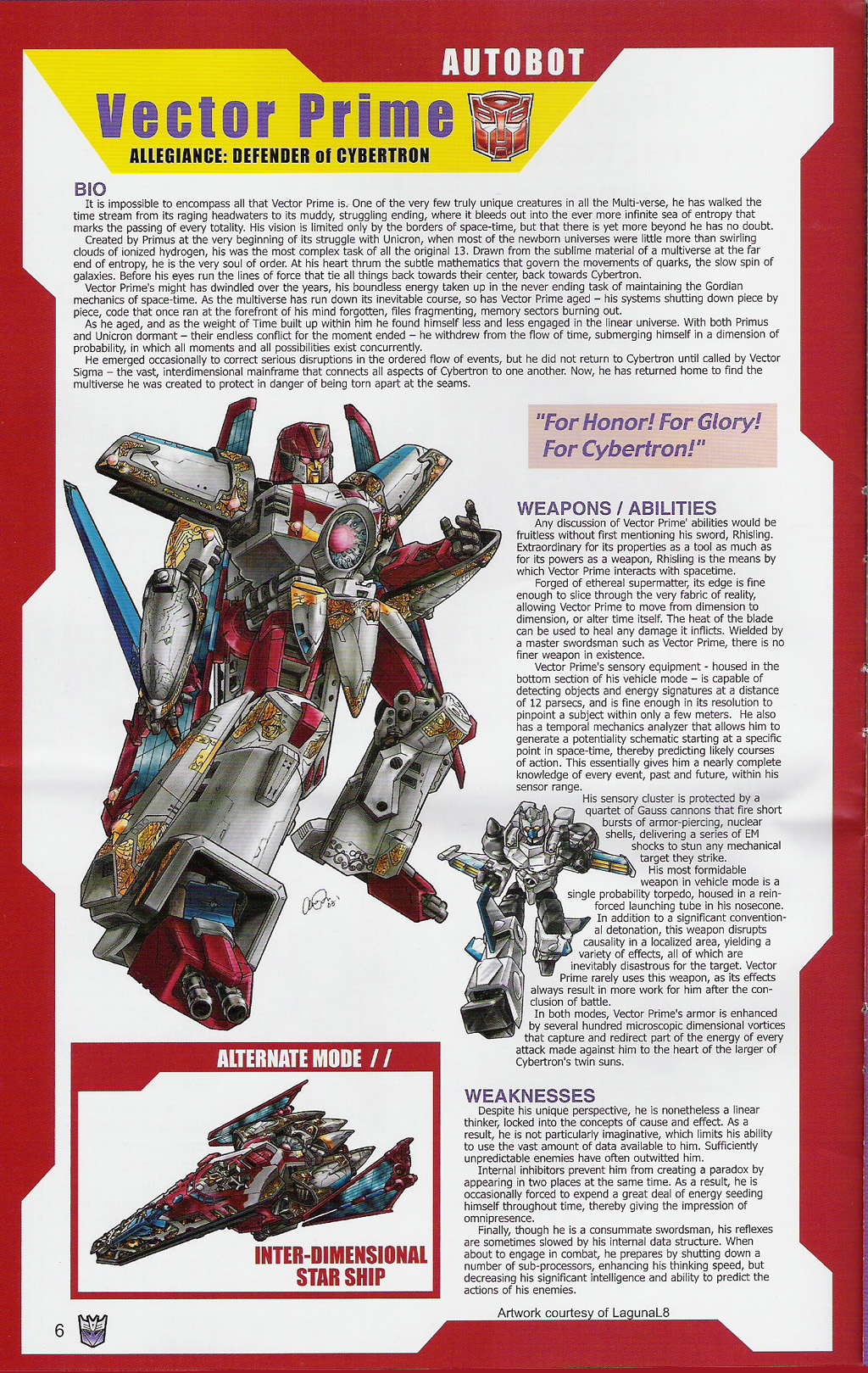 Read online Transformers: Collectors' Club comic -  Issue #5 - 6