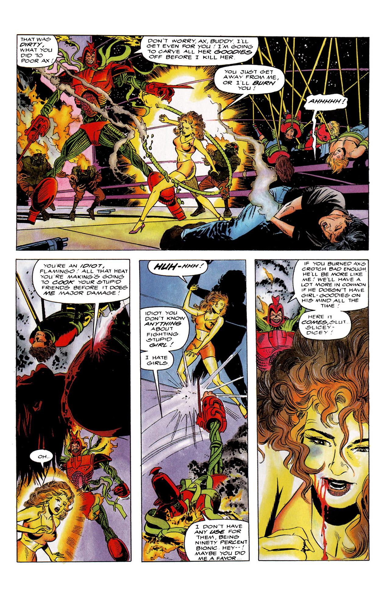 Read online Harbinger (1992) comic -  Issue #4 - 3