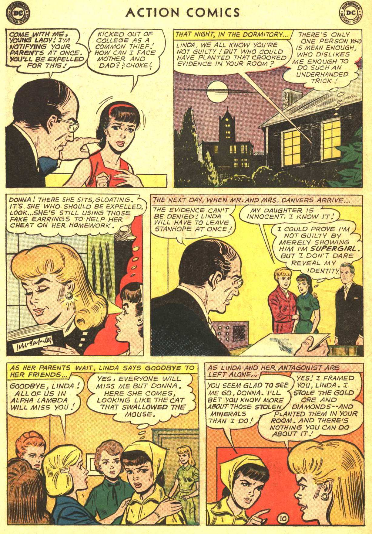 Read online Action Comics (1938) comic -  Issue #319 - 30