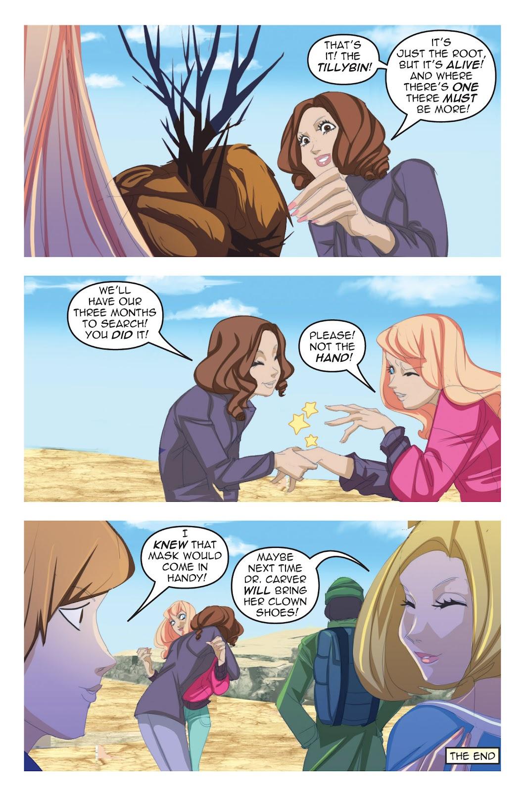 Read online Nancy Drew comic -  Issue #19 - 78