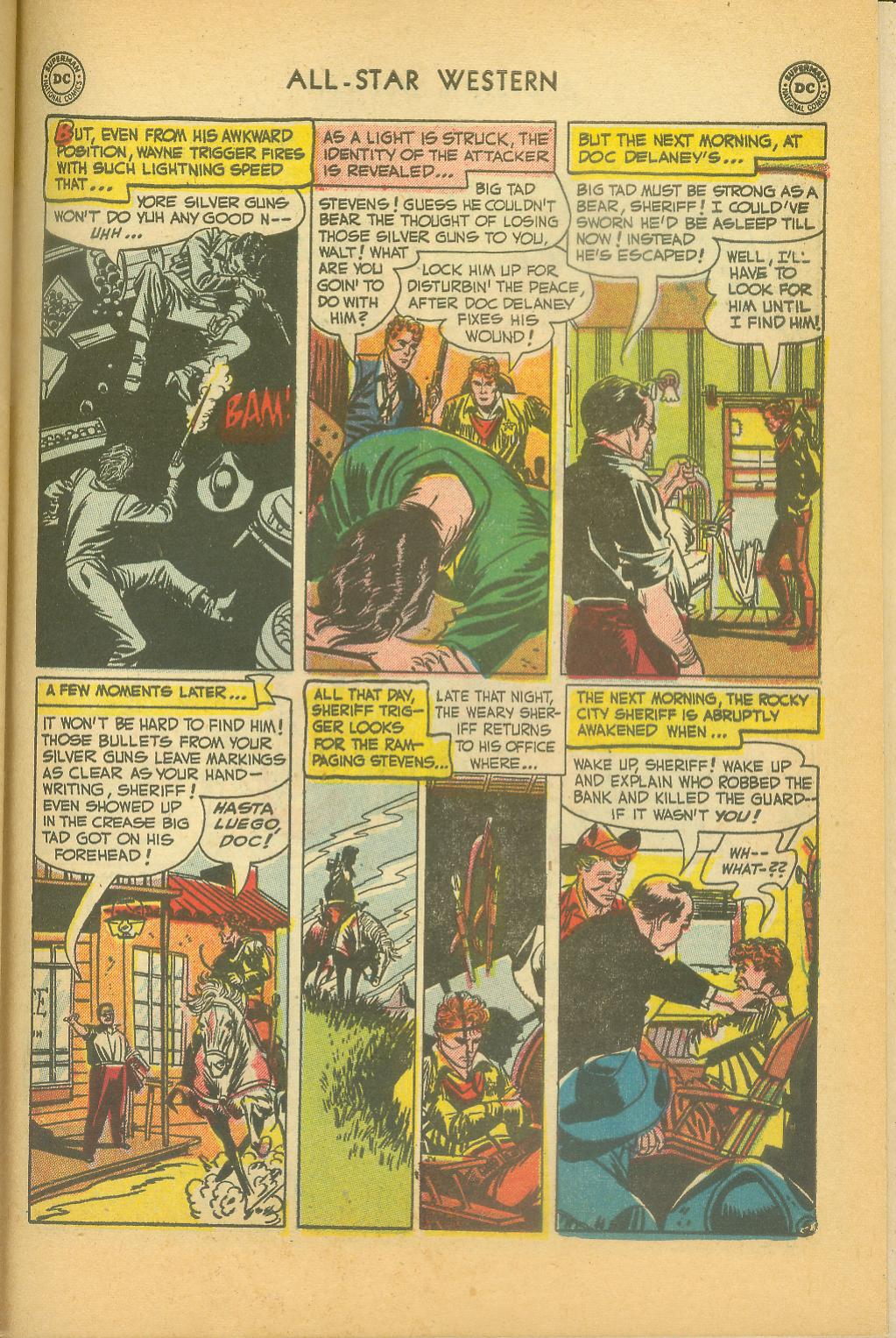 Read online All-Star Western (1951) comic -  Issue #61 - 35