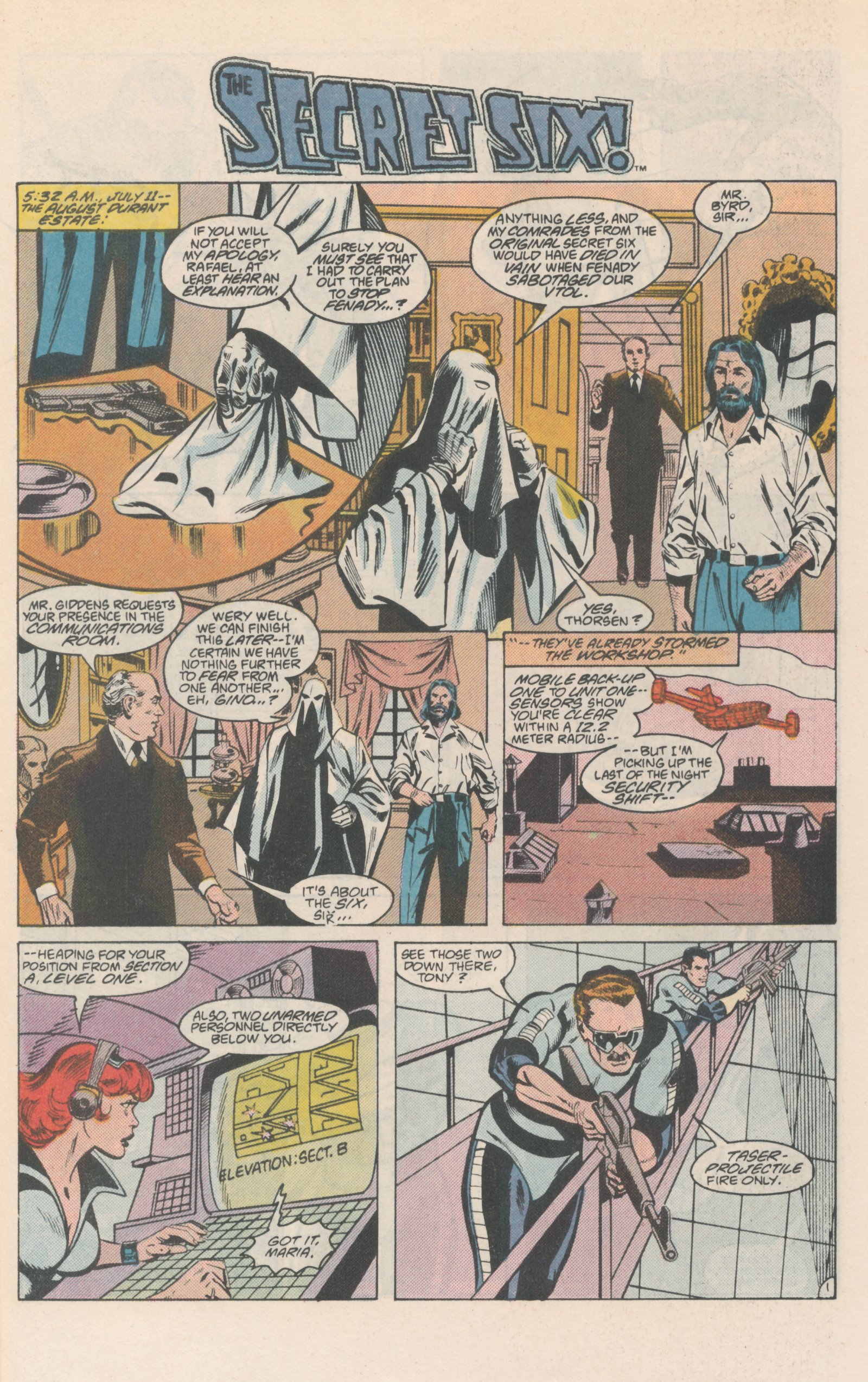 Read online Action Comics (1938) comic -  Issue #628 - 30