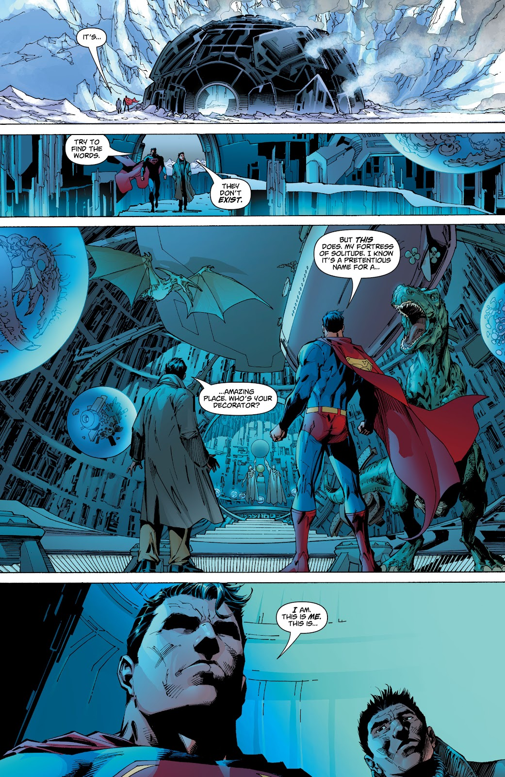 Read online Superman: For Tomorrow comic -  Issue # TPB (Part 2) - 74