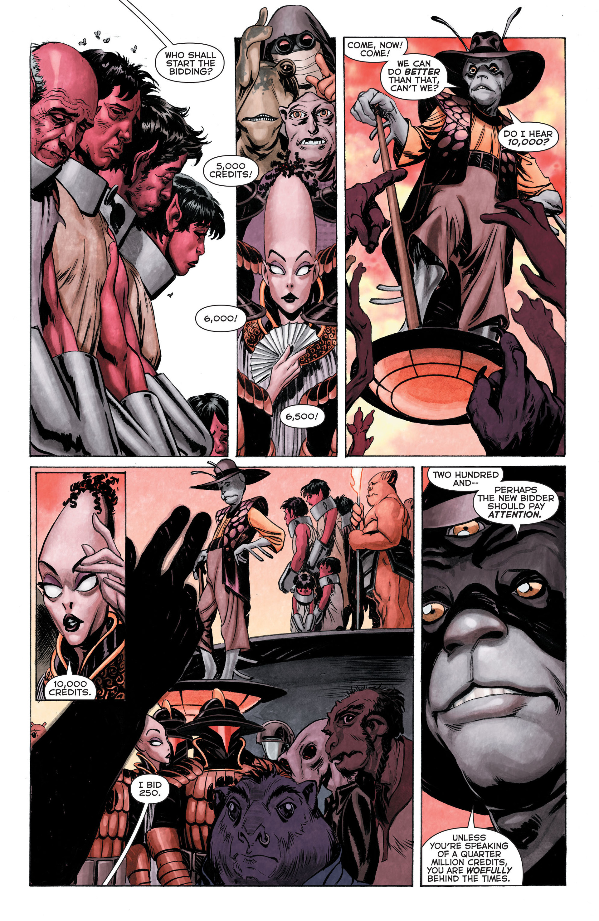 Read online Sinestro comic -  Issue #3 - 15