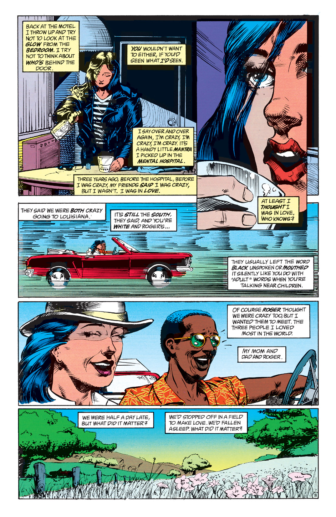Read online Shade, the Changing Man comic -  Issue #1 - 5