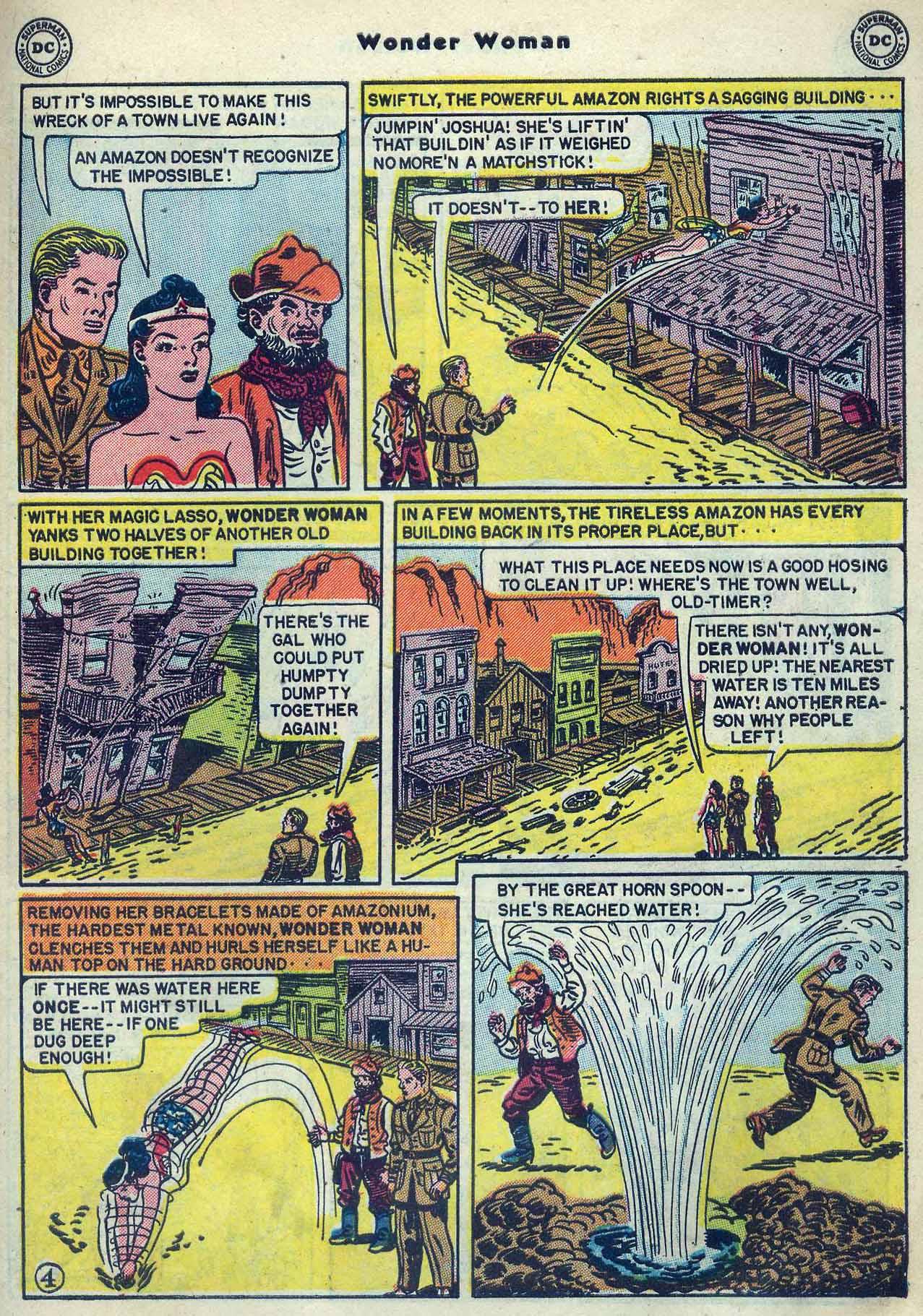 Read online Wonder Woman (1942) comic -  Issue #53 - 35