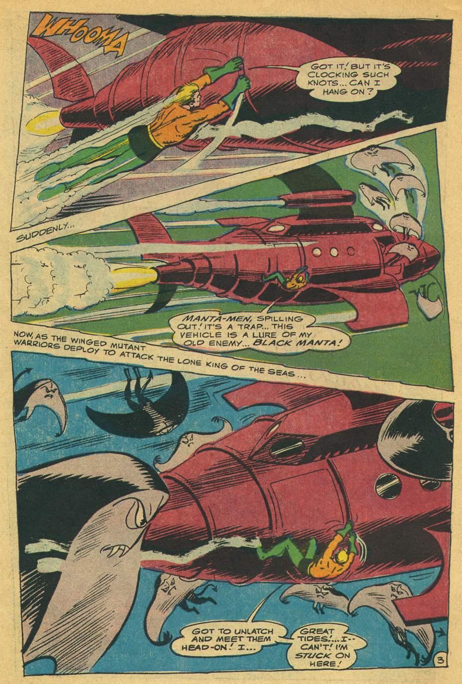 Read online Aquaman (1962) comic -  Issue #35 - 6