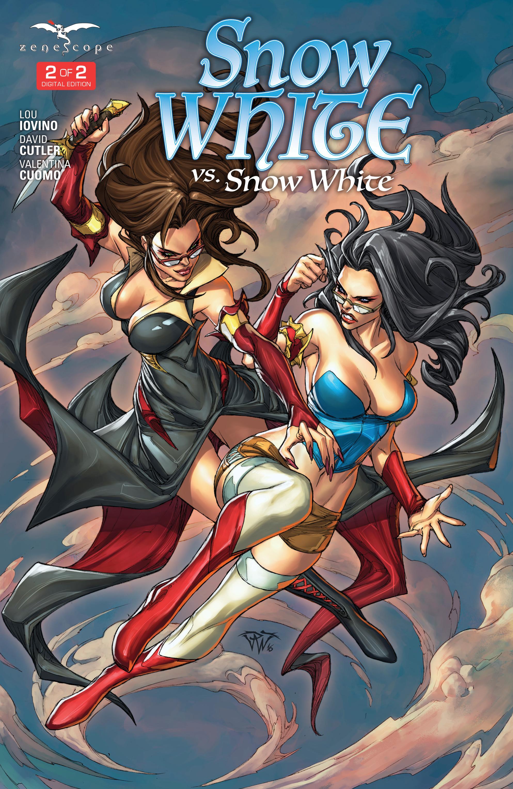 Read online Snow White vs. Snow White comic -  Issue #2 - 1