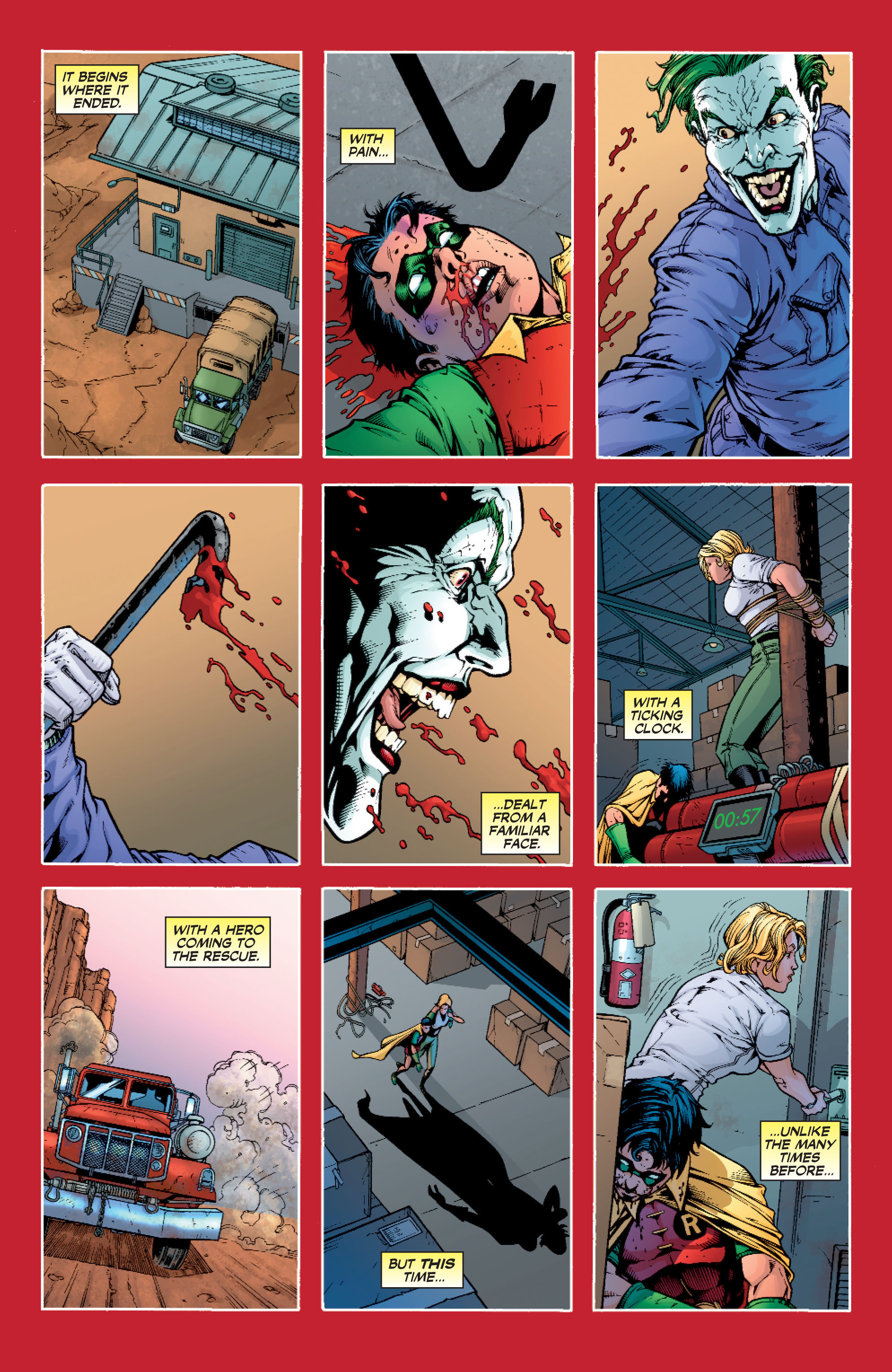 Read online Batman: Under The Red Hood comic -  Issue # Full - 321