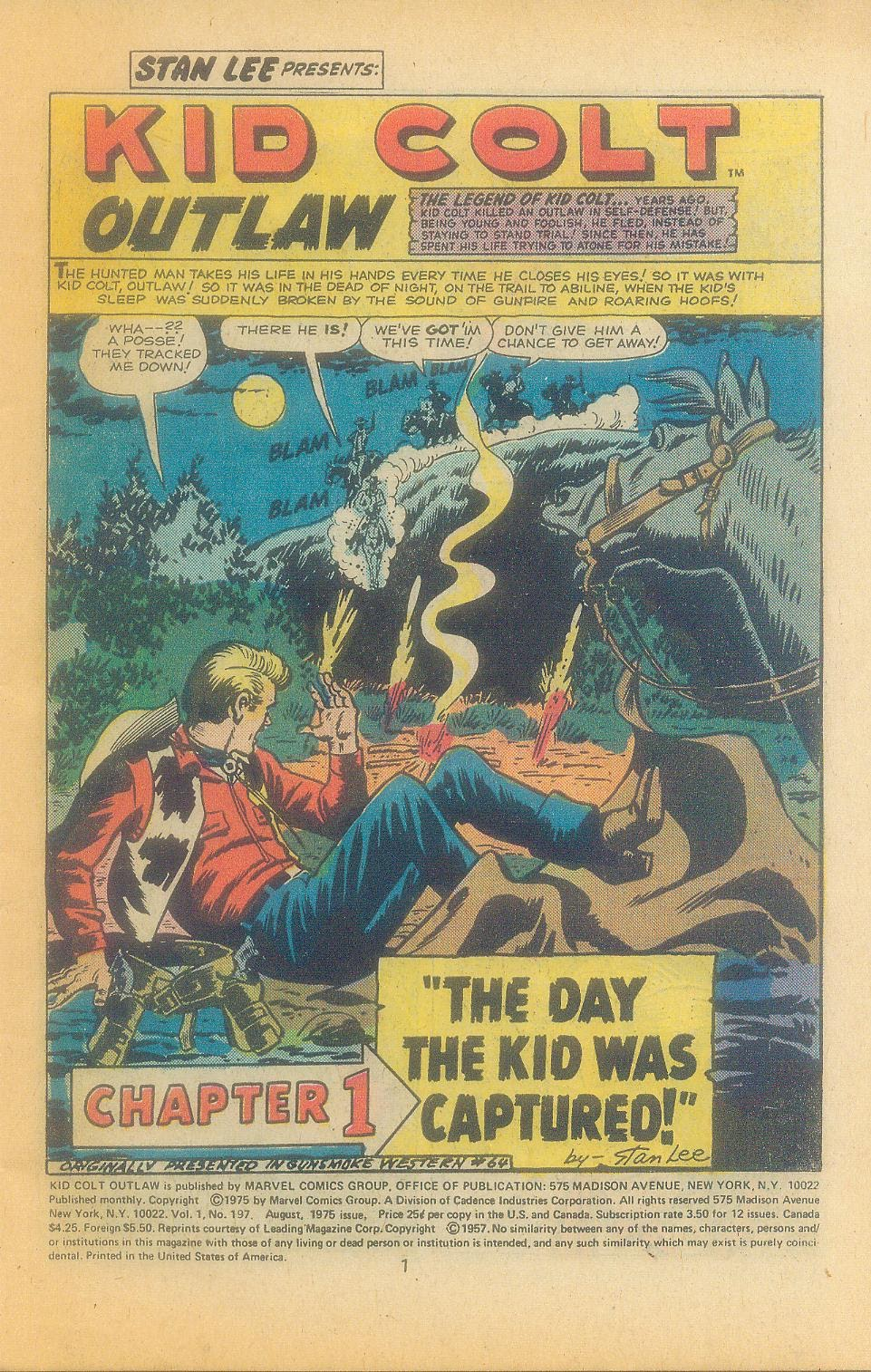 Kid Colt Outlaw issue 197 - Page 3