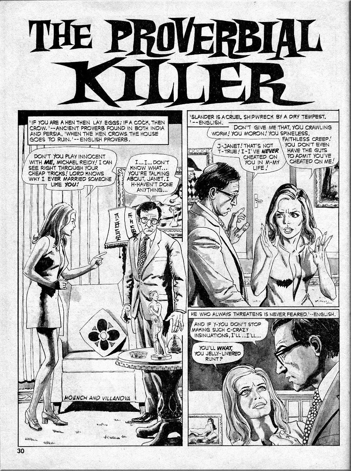 Nightmare (1970) issue 10 - Page 30